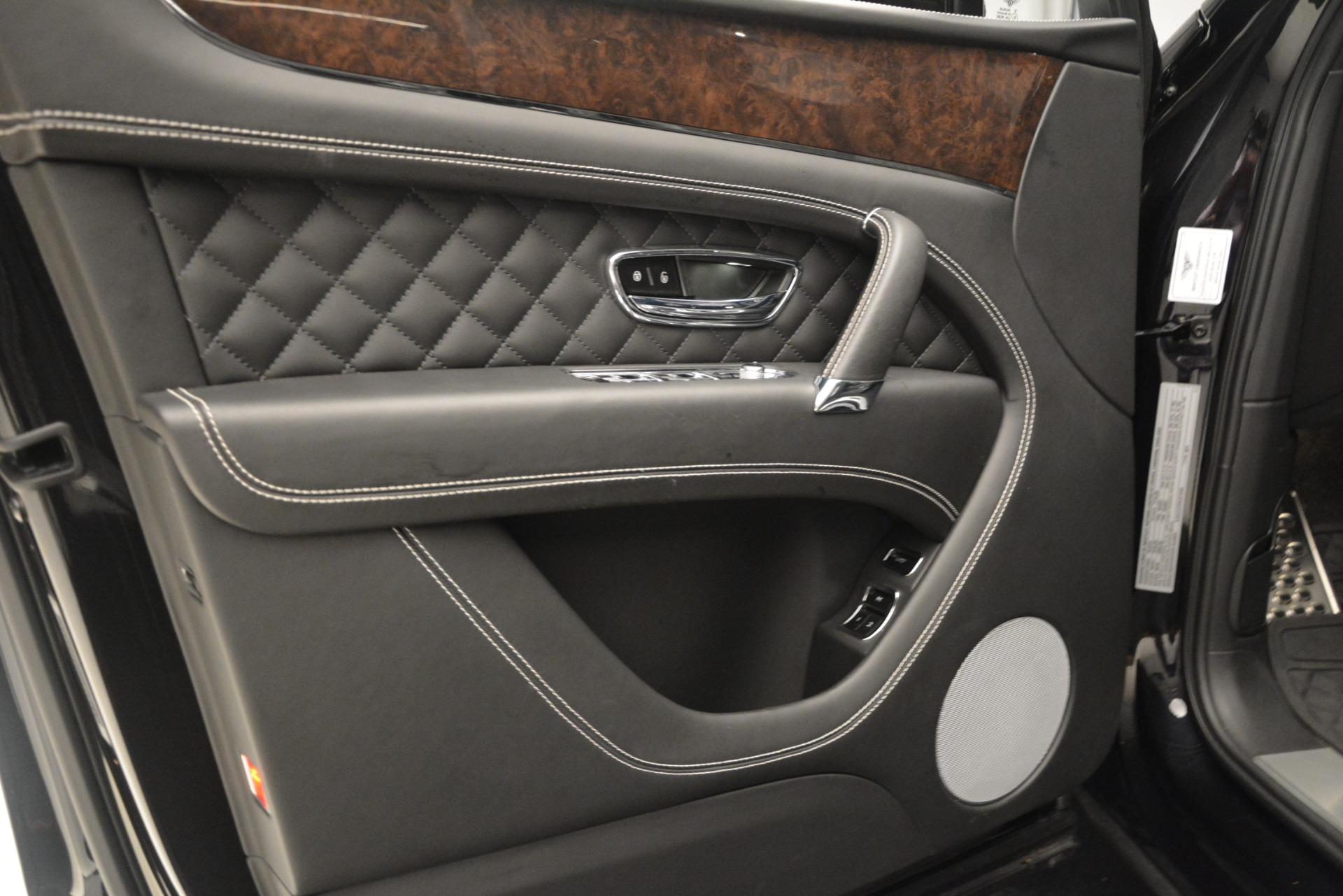 Used 2017 Bentley Bentayga W12 For Sale In Westport, CT 3239_p17