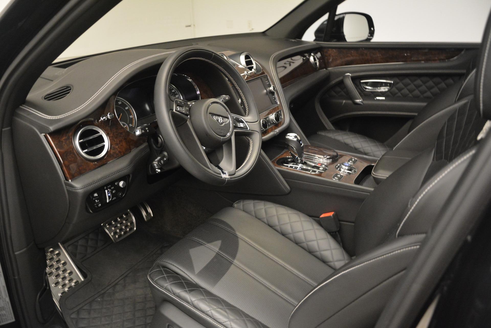 Used 2017 Bentley Bentayga W12 For Sale In Westport, CT 3239_p20