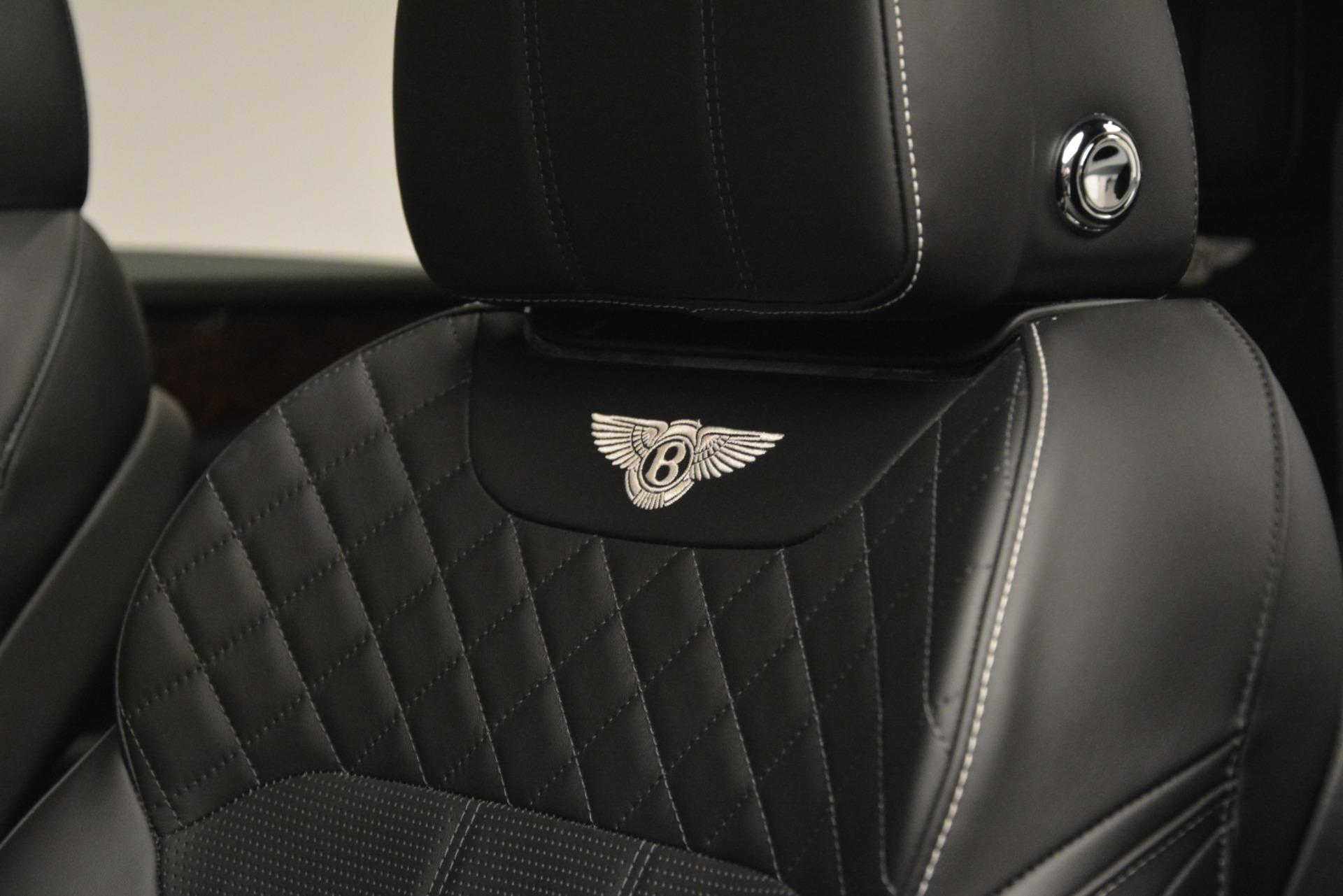 Used 2017 Bentley Bentayga W12 For Sale In Westport, CT 3239_p21