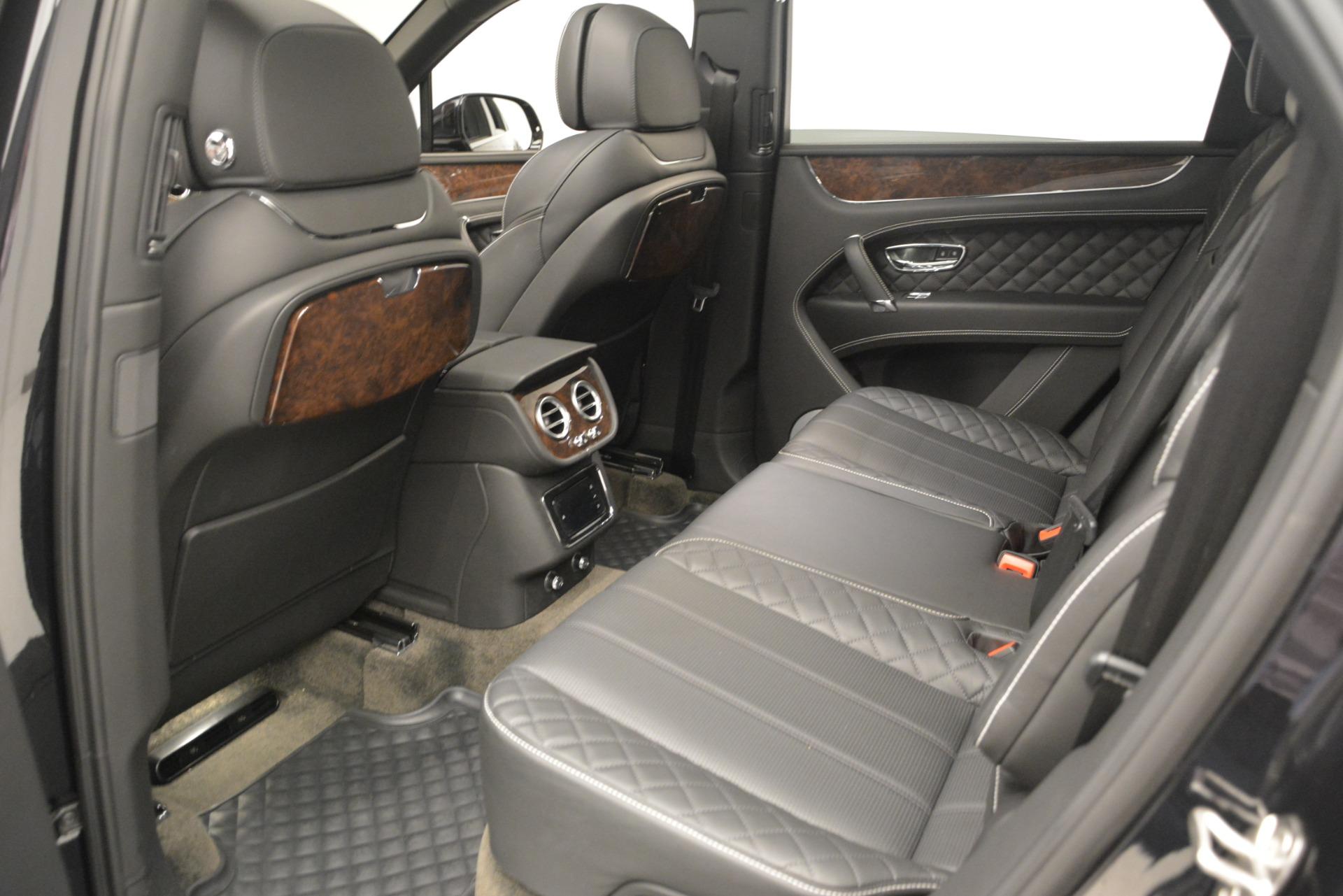 Used 2017 Bentley Bentayga W12 For Sale In Westport, CT 3239_p22