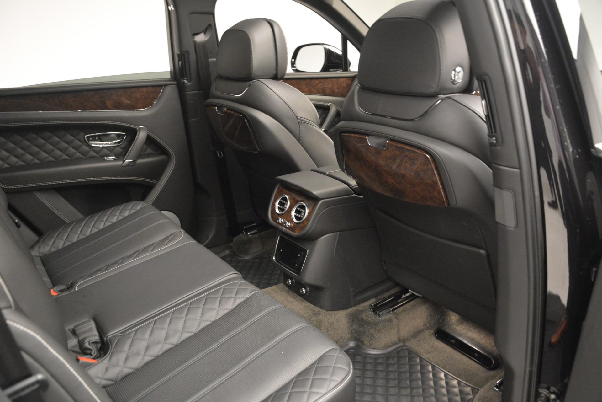 Used 2017 Bentley Bentayga W12 For Sale In Westport, CT 3239_p25
