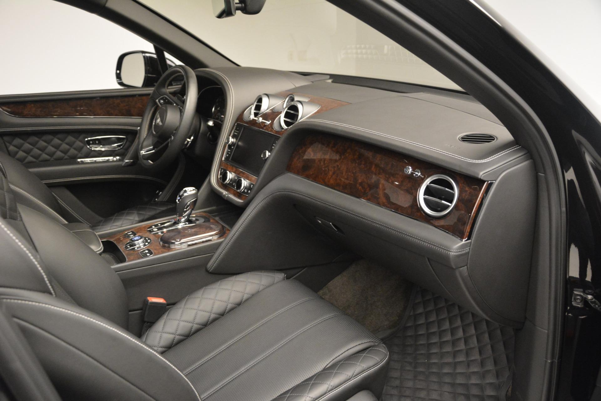 Used 2017 Bentley Bentayga W12 For Sale In Westport, CT 3239_p26