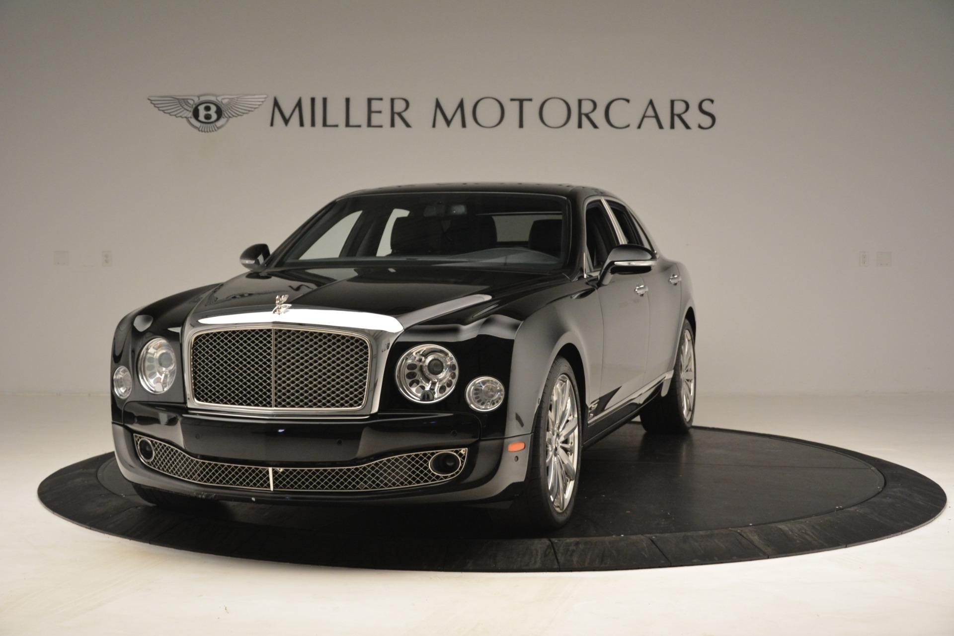 Used 2016 Bentley Mulsanne  For Sale In Westport, CT 3240_main
