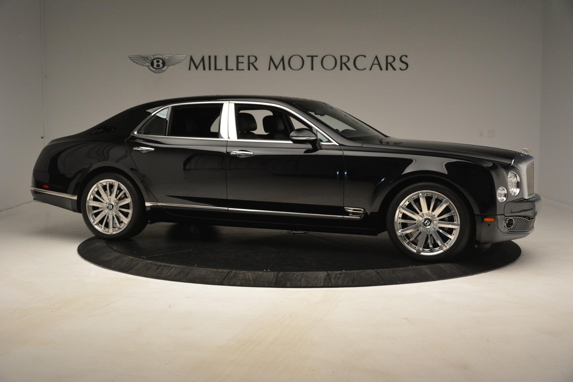 Used 2016 Bentley Mulsanne  For Sale In Westport, CT 3240_p10