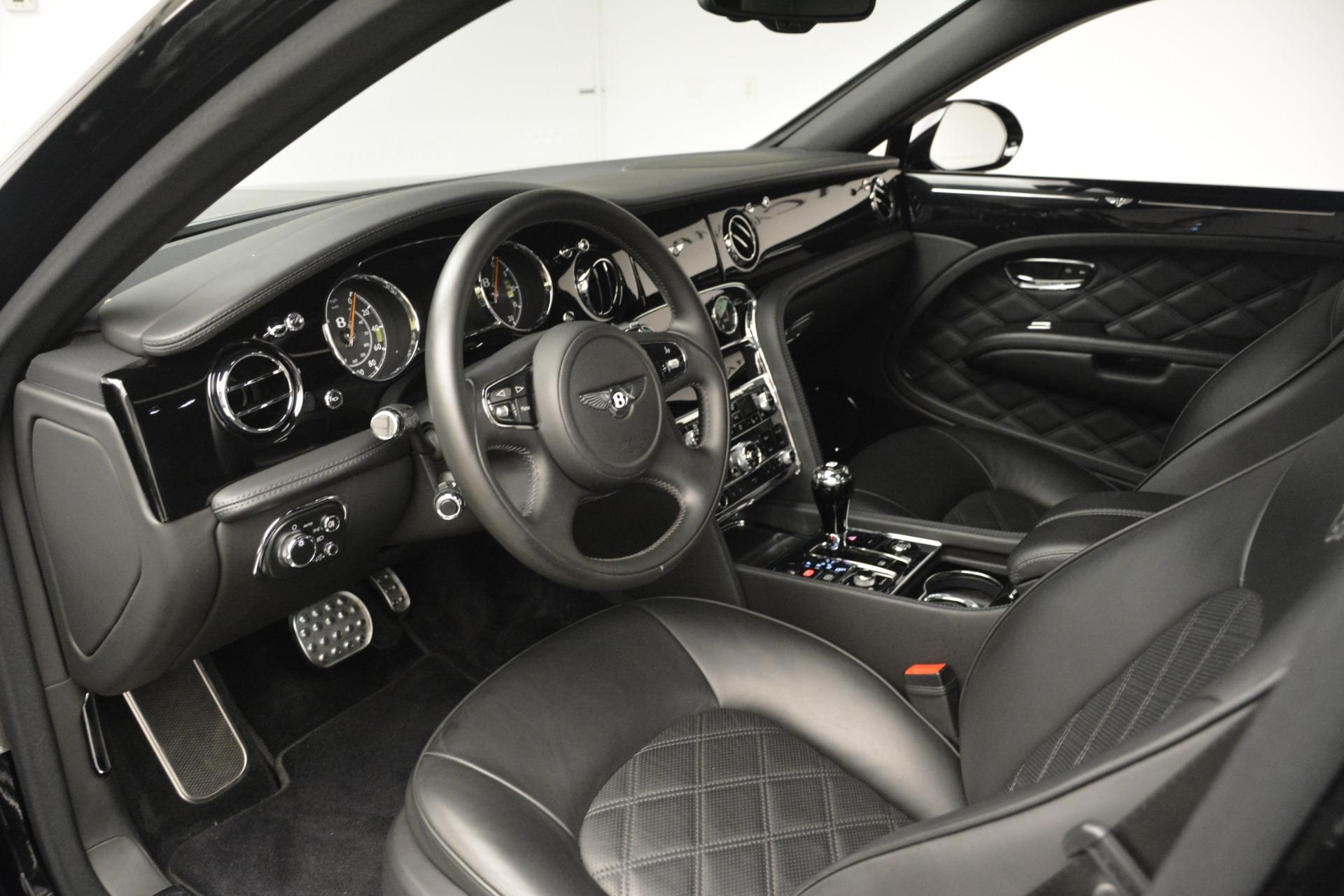 Used 2016 Bentley Mulsanne  For Sale In Westport, CT 3240_p18