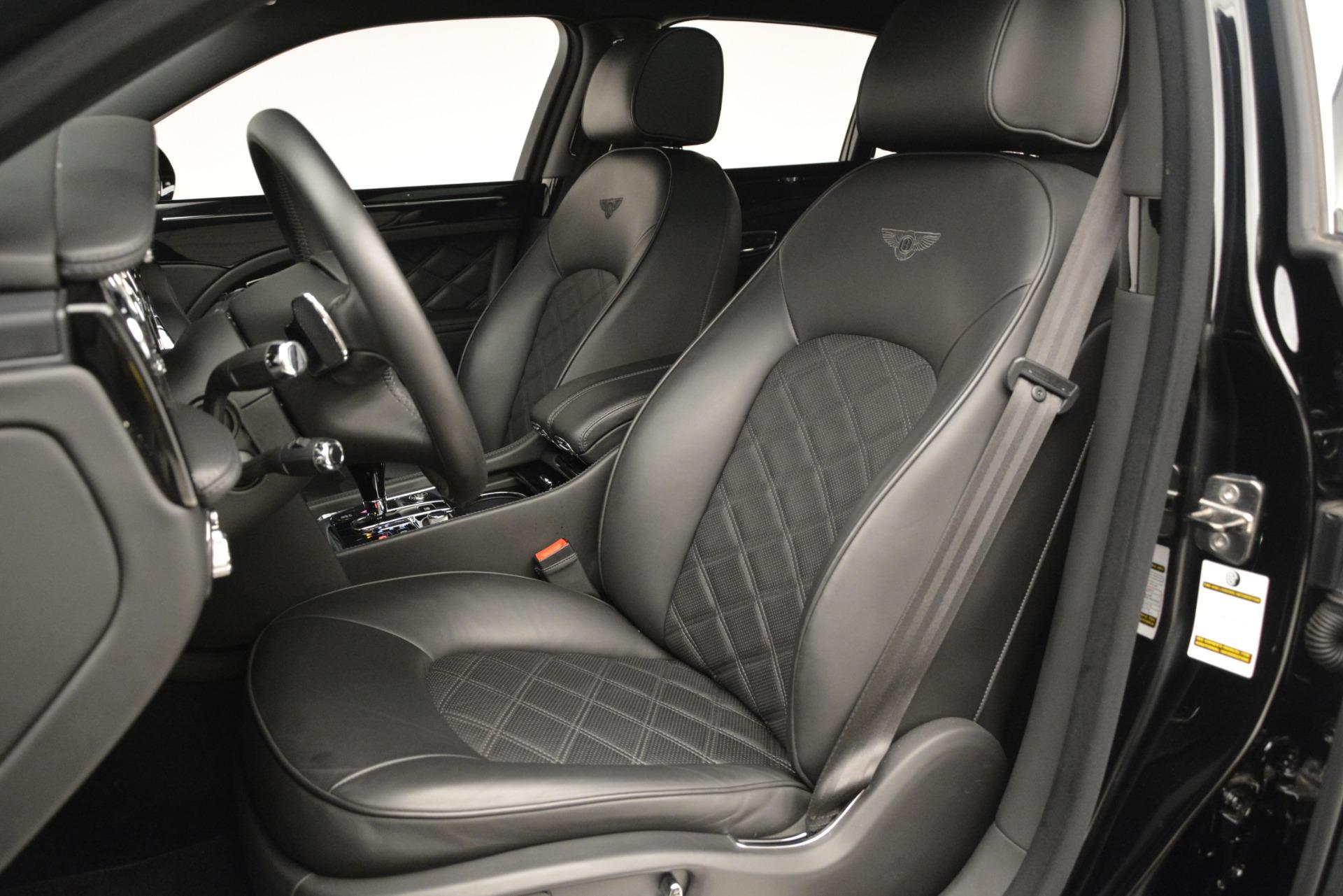 Used 2016 Bentley Mulsanne  For Sale In Westport, CT 3240_p19