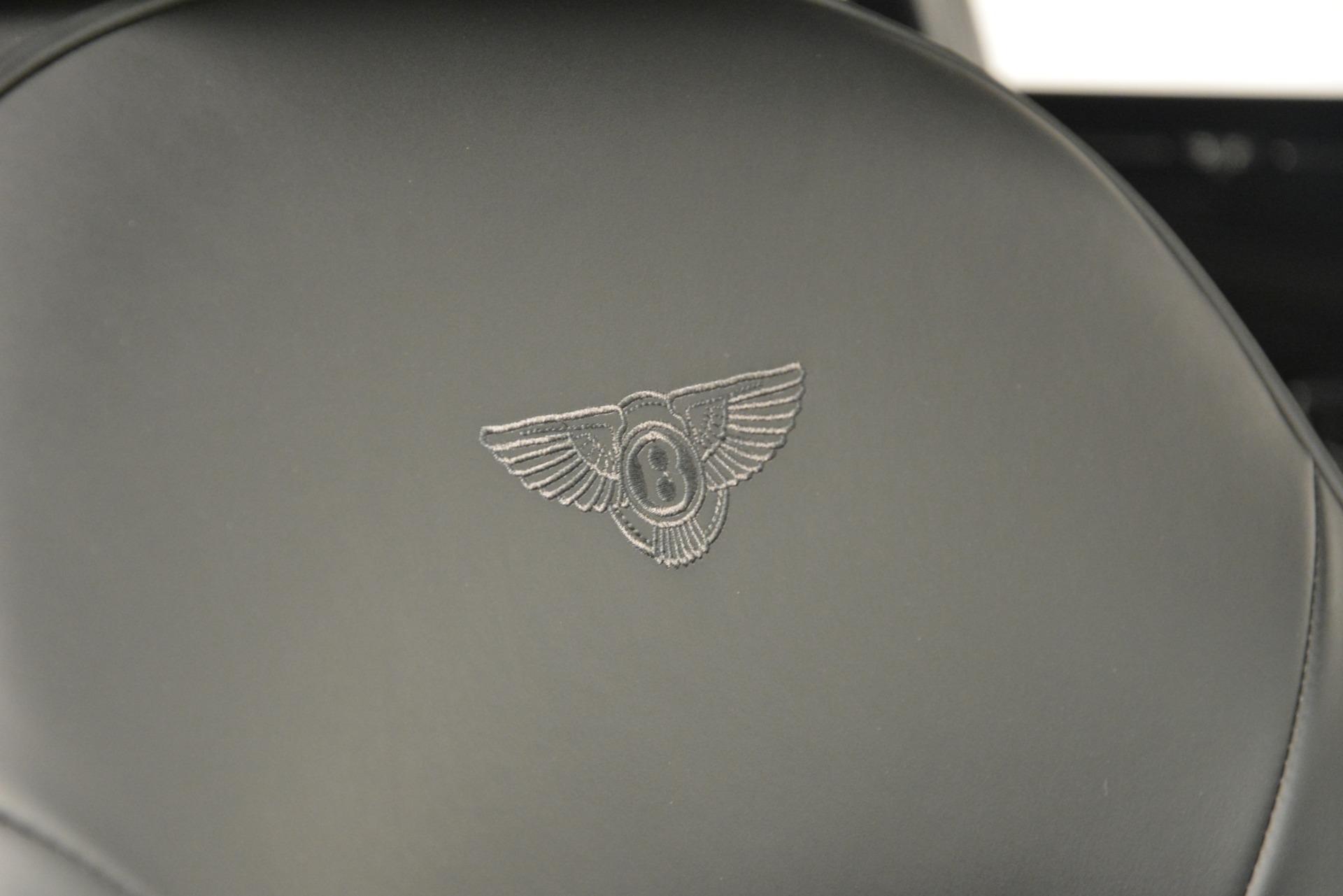 Used 2016 Bentley Mulsanne  For Sale In Westport, CT 3240_p20