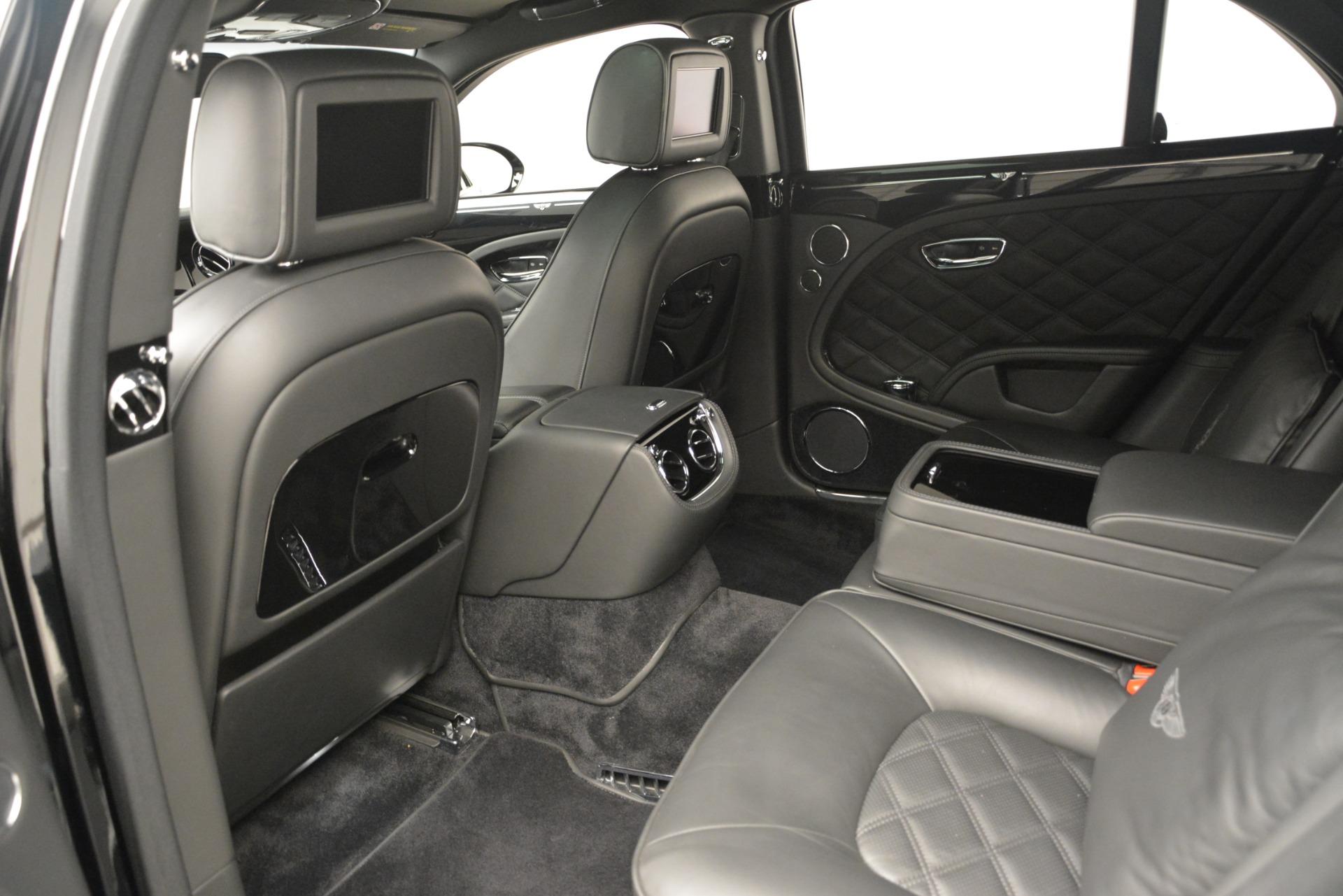 Used 2016 Bentley Mulsanne  For Sale In Westport, CT 3240_p21