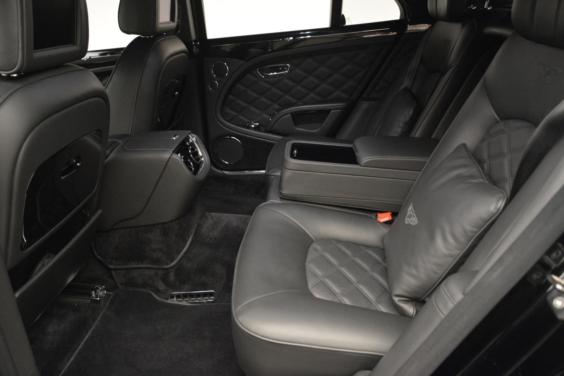 Used 2016 Bentley Mulsanne  For Sale In Westport, CT 3240_p22