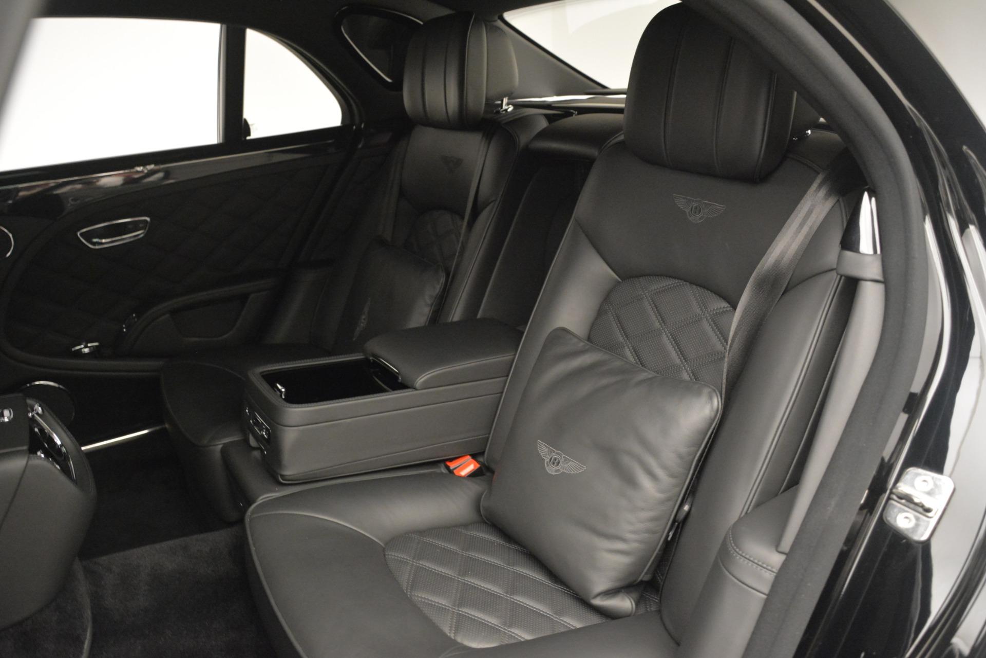Used 2016 Bentley Mulsanne  For Sale In Westport, CT 3240_p23