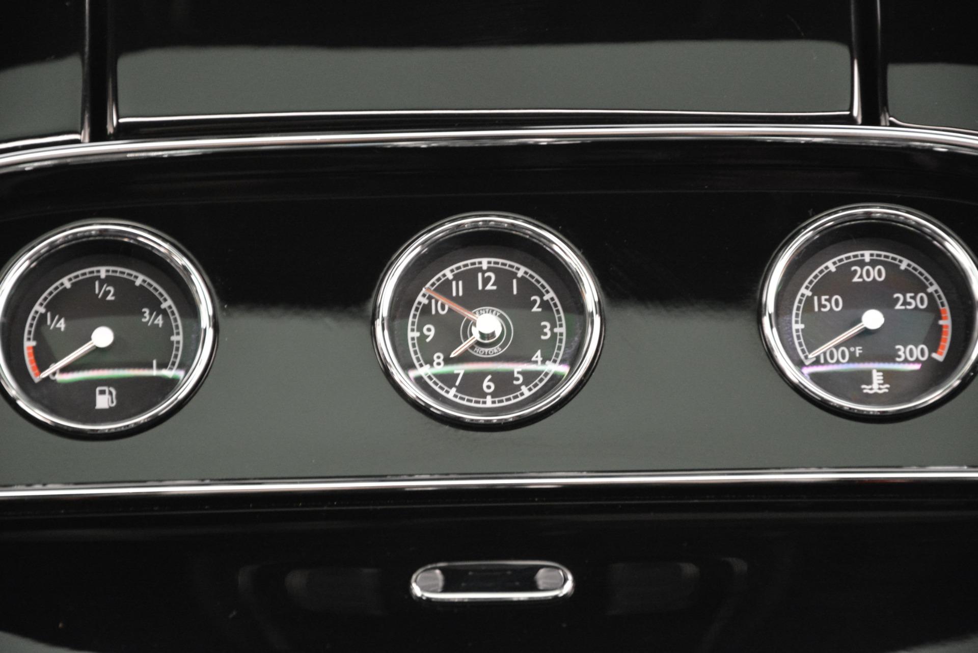 Used 2016 Bentley Mulsanne  For Sale In Westport, CT 3240_p24