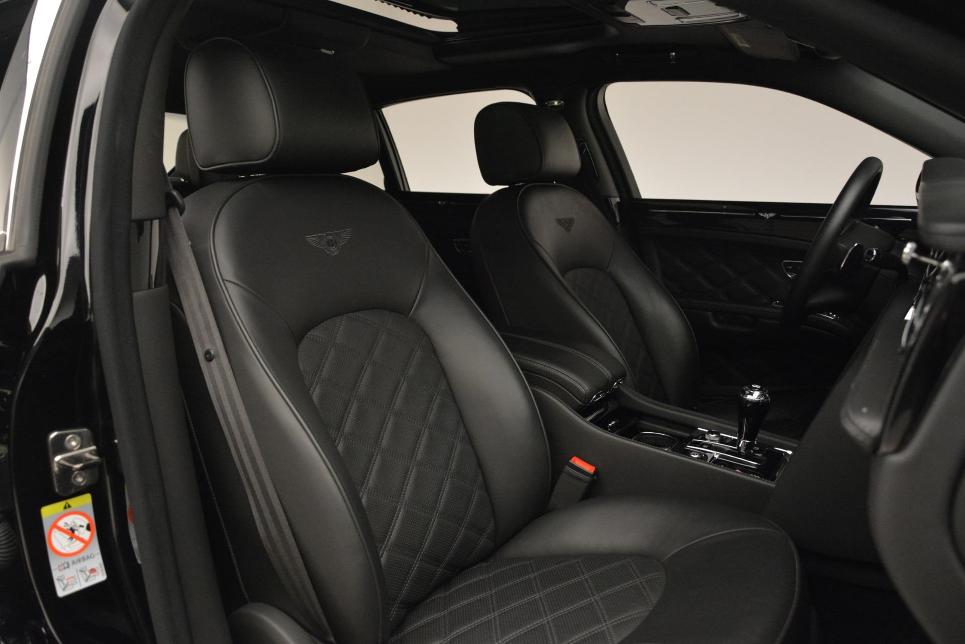 Used 2016 Bentley Mulsanne  For Sale In Westport, CT 3240_p27