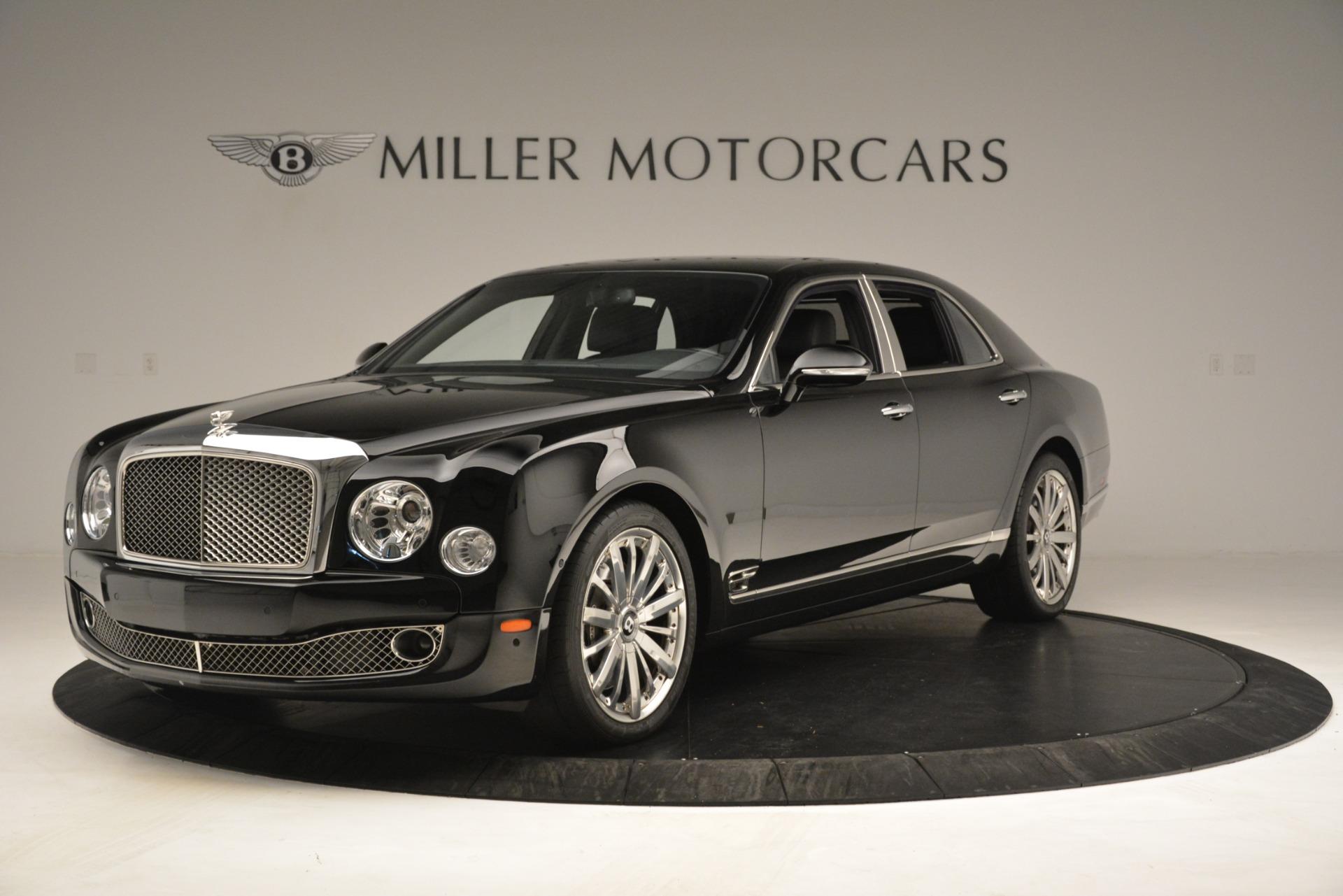 Used 2016 Bentley Mulsanne  For Sale In Westport, CT 3240_p2
