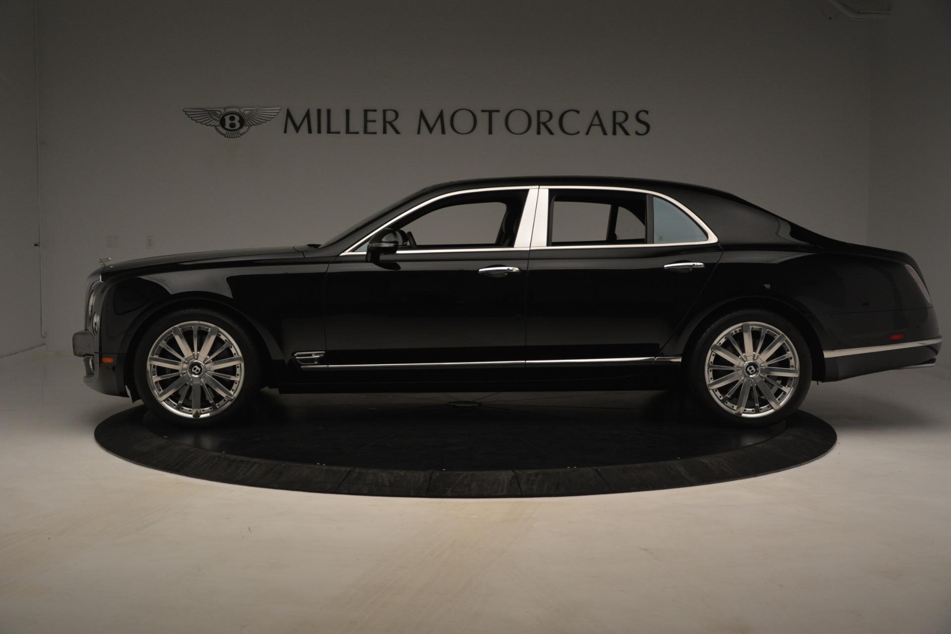 Used 2016 Bentley Mulsanne  For Sale In Westport, CT 3240_p3