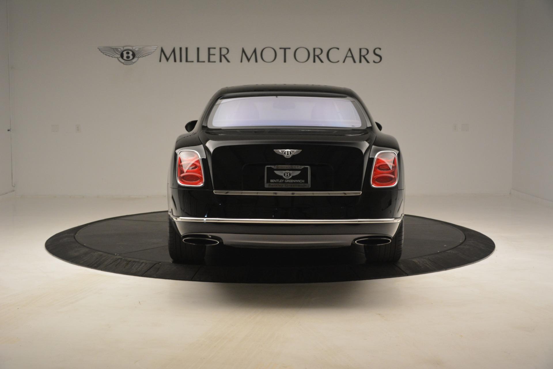 Used 2016 Bentley Mulsanne  For Sale In Westport, CT 3240_p6