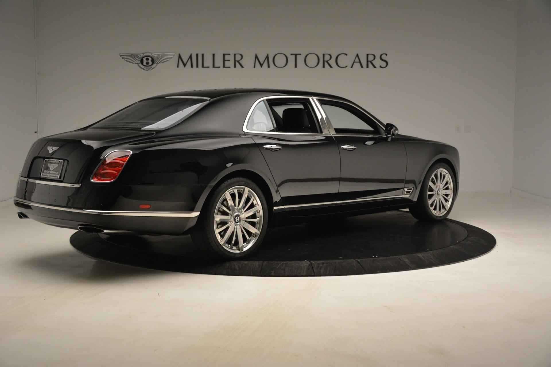 Used 2016 Bentley Mulsanne  For Sale In Westport, CT 3240_p8