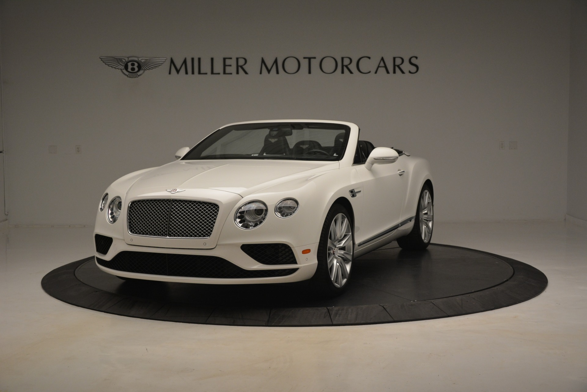 Used 2016 Bentley Continental GT V8 For Sale In Westport, CT 3241_main
