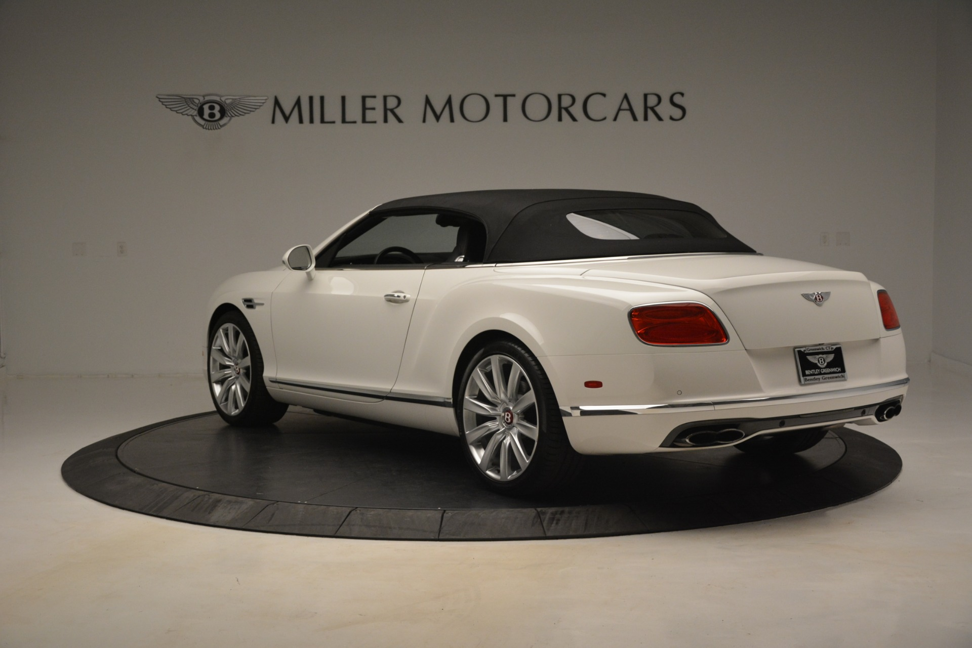 Used 2016 Bentley Continental GT V8 For Sale In Westport, CT 3241_p15