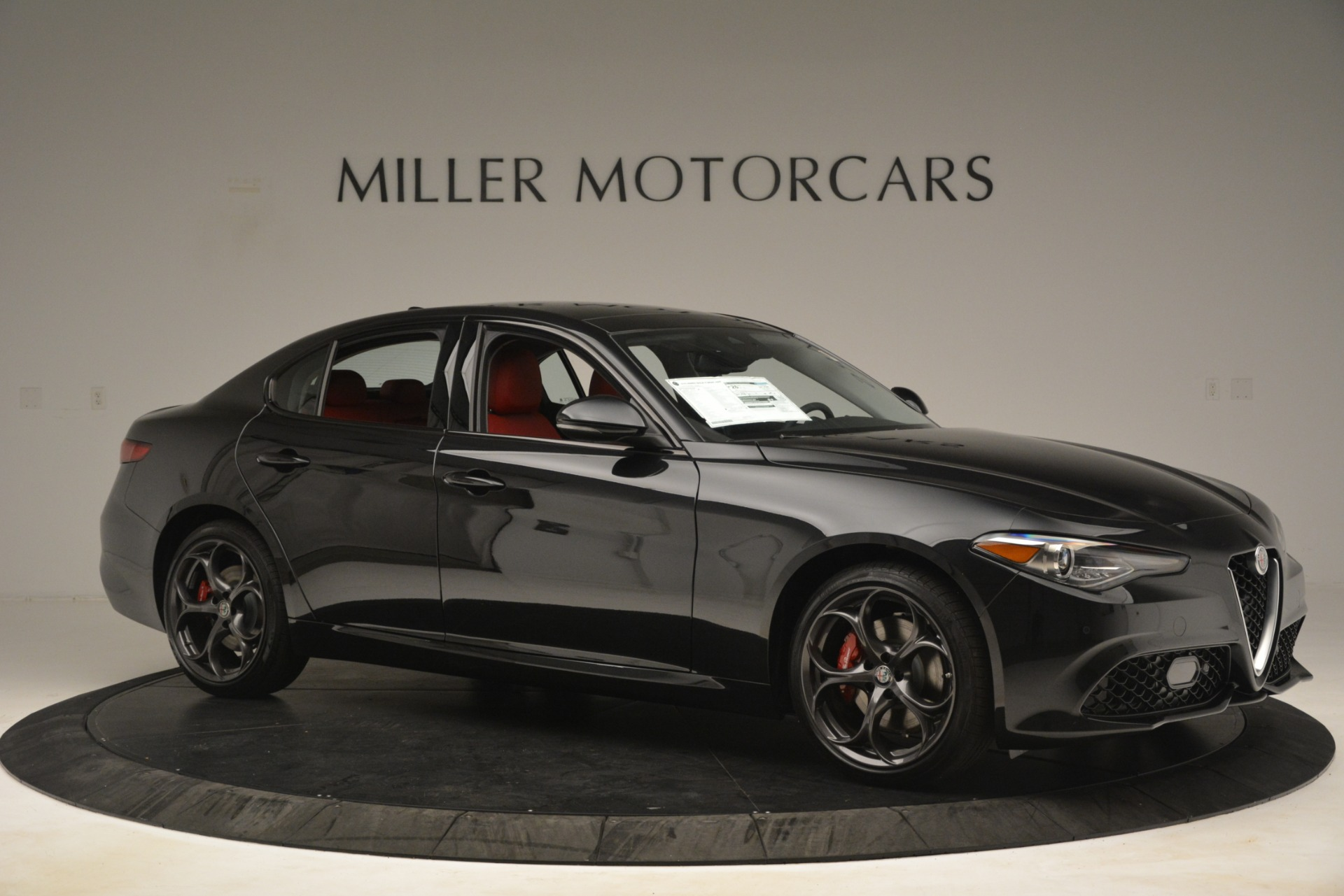 New 2019 Alfa Romeo Giulia Ti Sport Q4 For Sale In Westport, CT 3243_p10