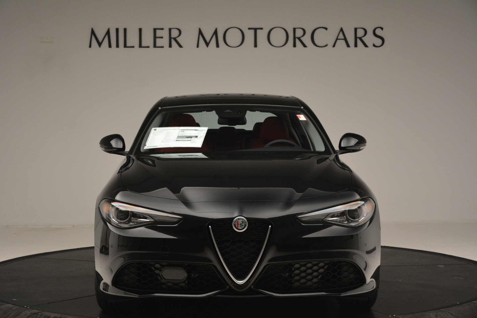 New 2019 Alfa Romeo Giulia Ti Sport Q4 For Sale In Westport, CT 3243_p12
