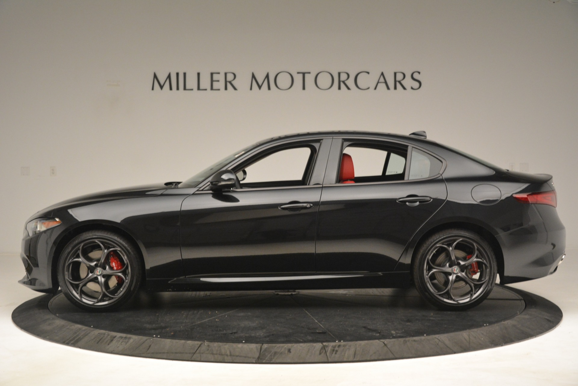 New 2019 Alfa Romeo Giulia Ti Sport Q4 For Sale In Westport, CT 3243_p3