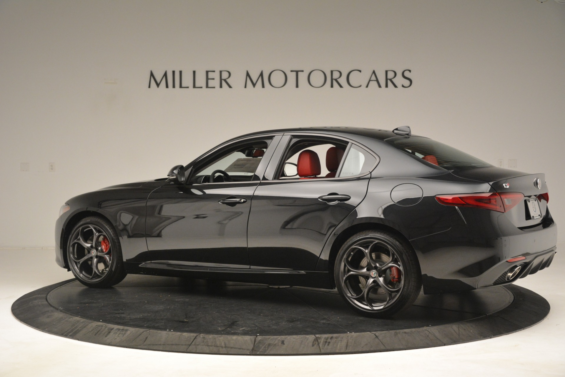 New 2019 Alfa Romeo Giulia Ti Sport Q4 For Sale In Westport, CT 3243_p4