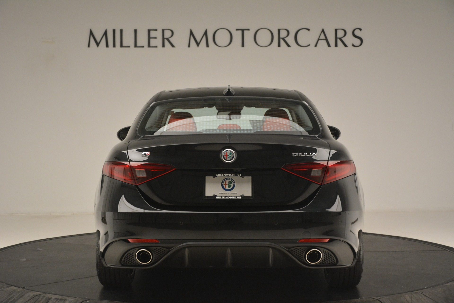 New 2019 Alfa Romeo Giulia Ti Sport Q4 For Sale In Westport, CT 3243_p6
