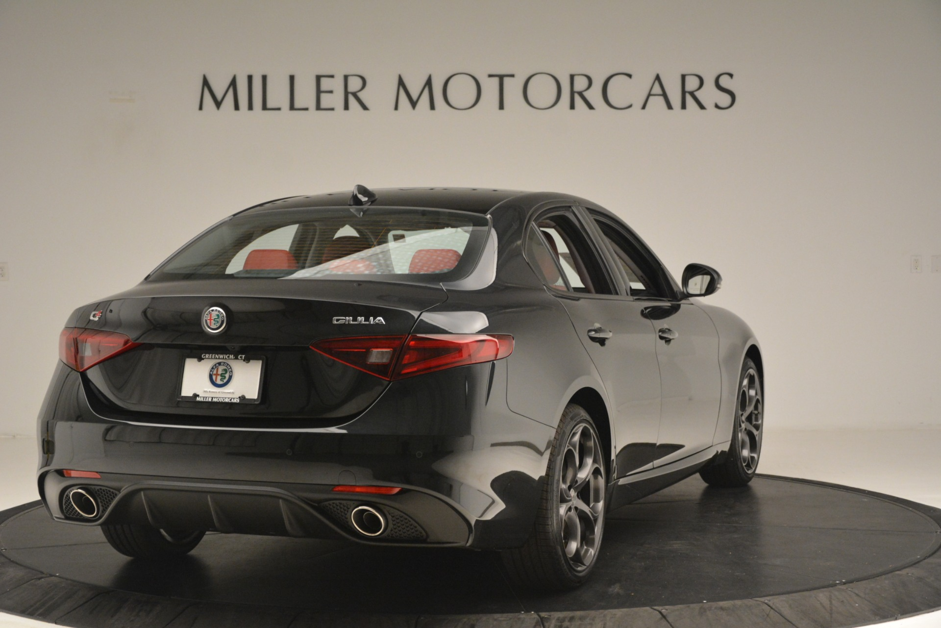 New 2019 Alfa Romeo Giulia Ti Sport Q4 For Sale In Westport, CT 3243_p7