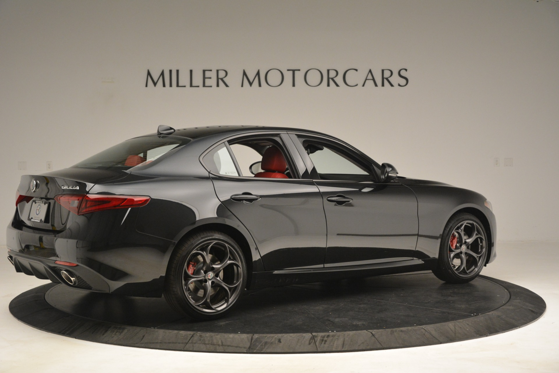 New 2019 Alfa Romeo Giulia Ti Sport Q4 For Sale In Westport, CT 3243_p8