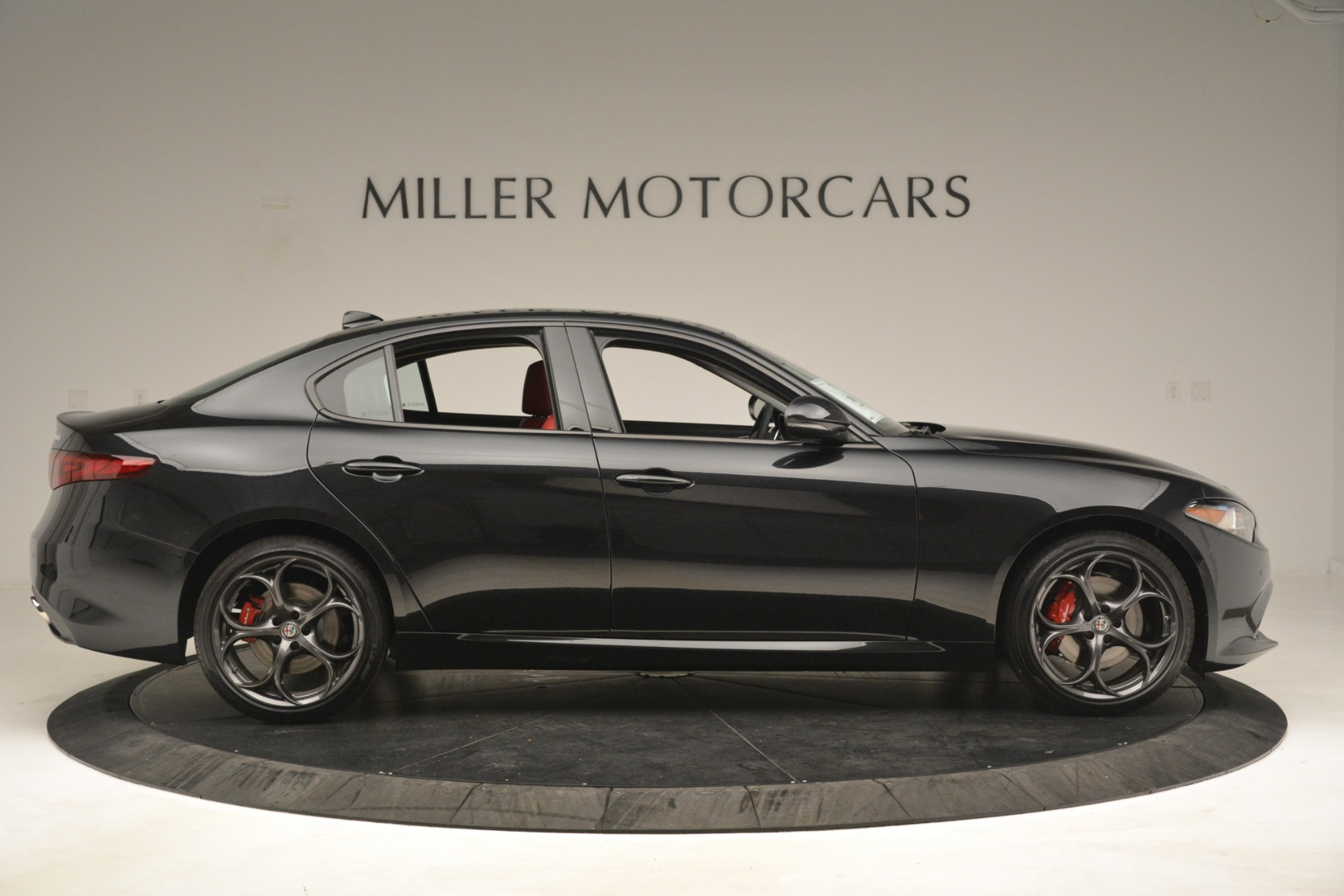 New 2019 Alfa Romeo Giulia Ti Sport Q4 For Sale In Westport, CT 3243_p9
