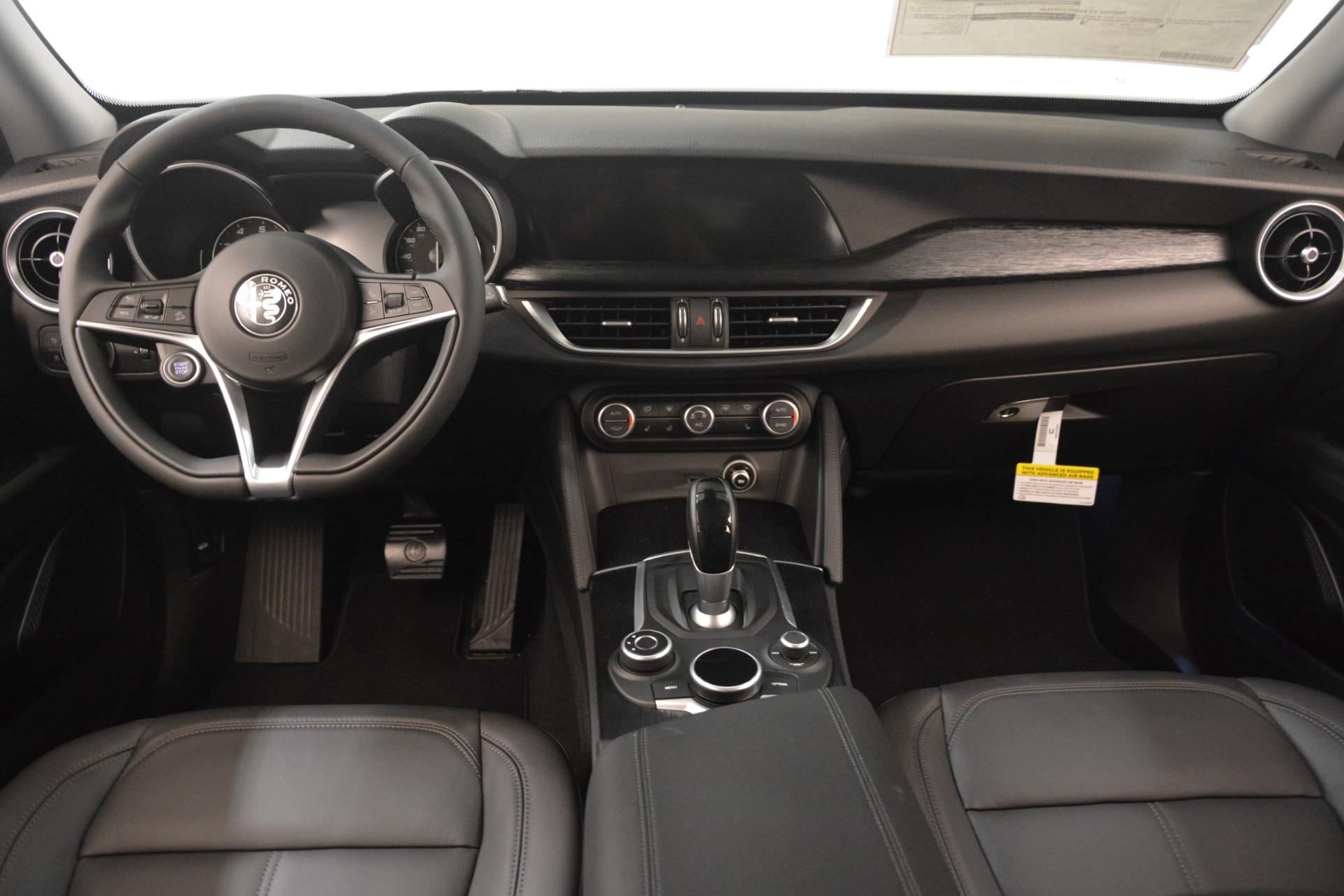 New 2019 Alfa Romeo Stelvio Q4 For Sale In Westport, CT 3246_p16