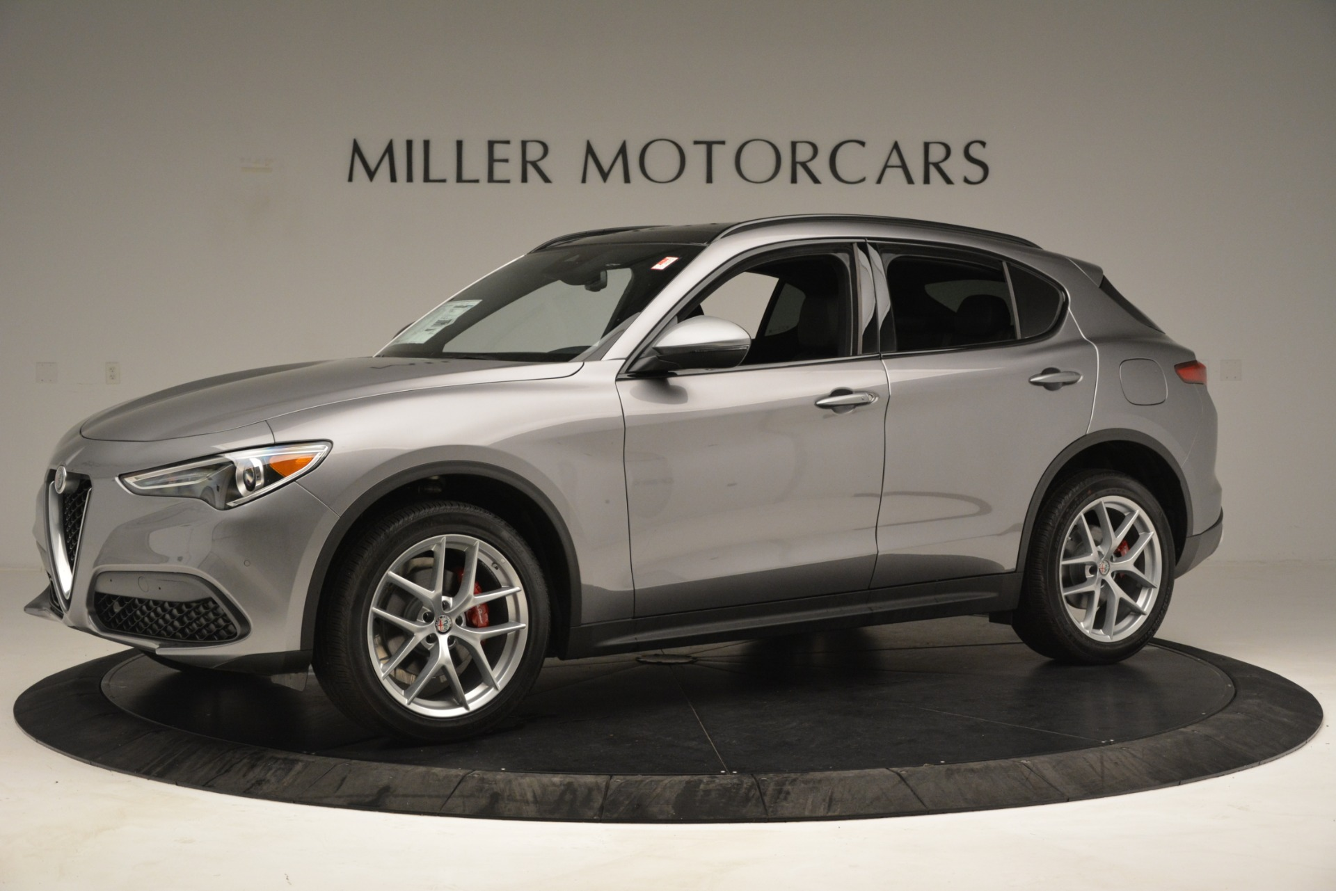 New 2019 Alfa Romeo Stelvio Ti Sport Q4 For Sale In Westport, CT 3250_p2