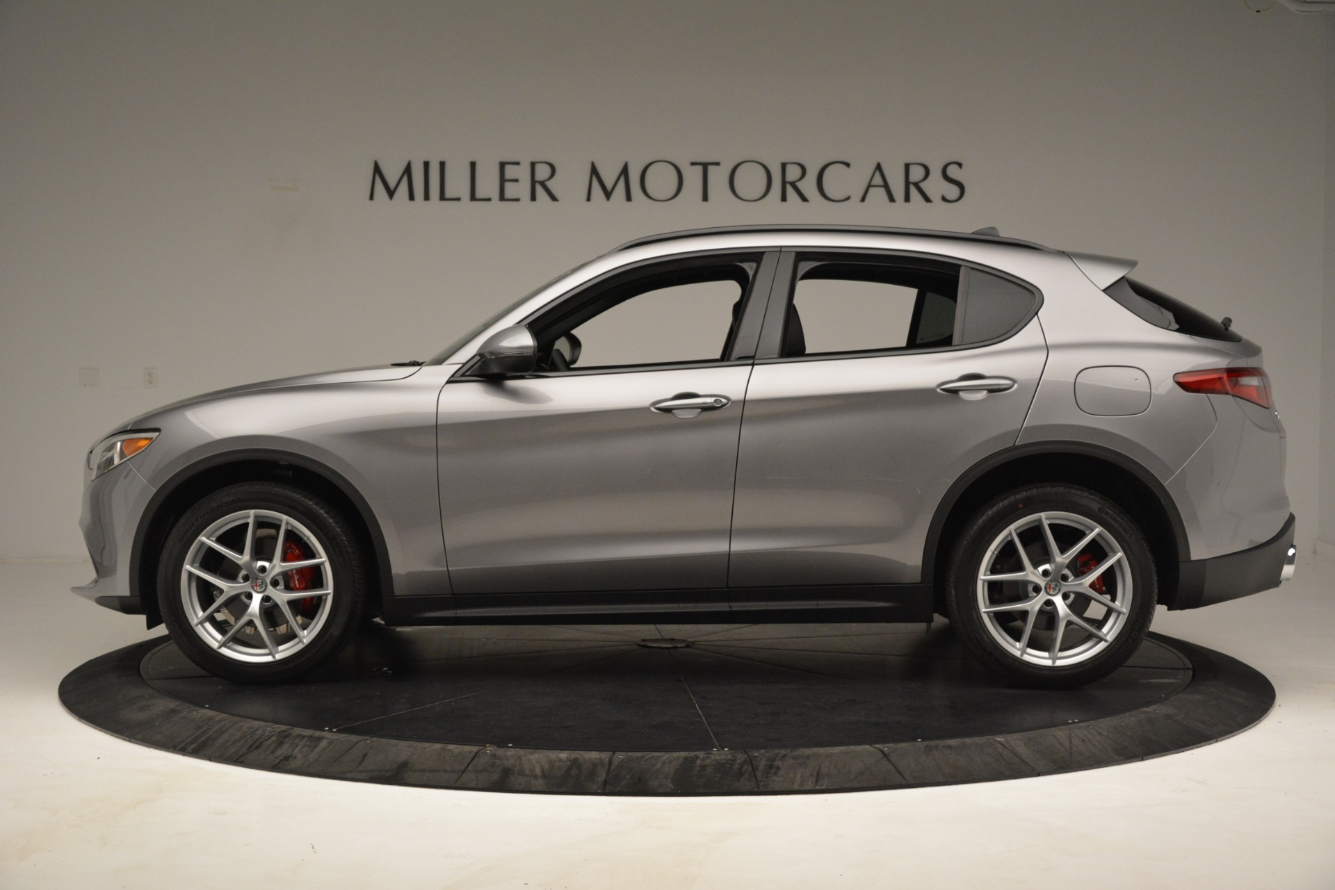 New 2019 Alfa Romeo Stelvio Ti Sport Q4 For Sale In Westport, CT 3250_p3
