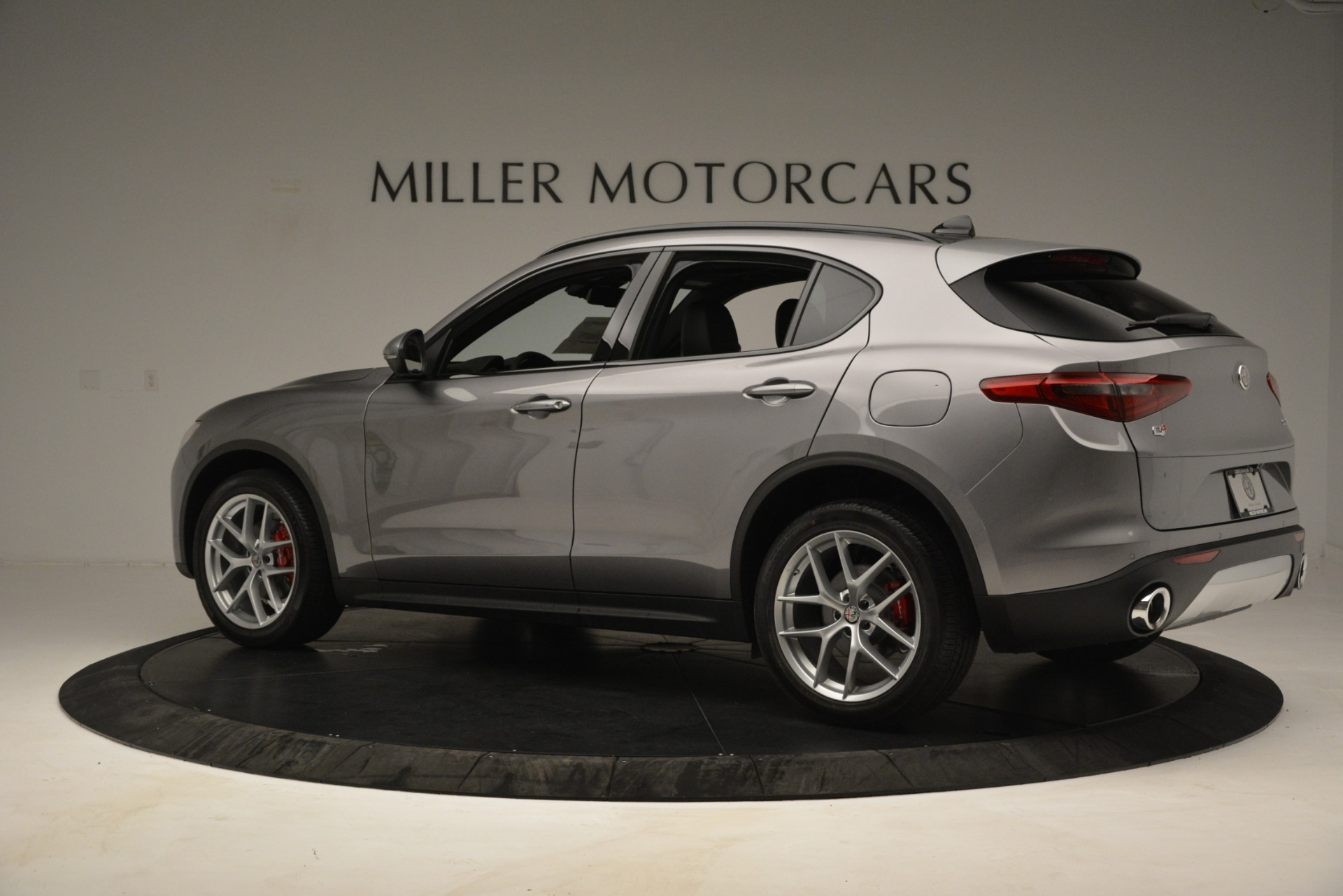 New 2019 Alfa Romeo Stelvio Ti Sport Q4 For Sale In Westport, CT 3250_p4
