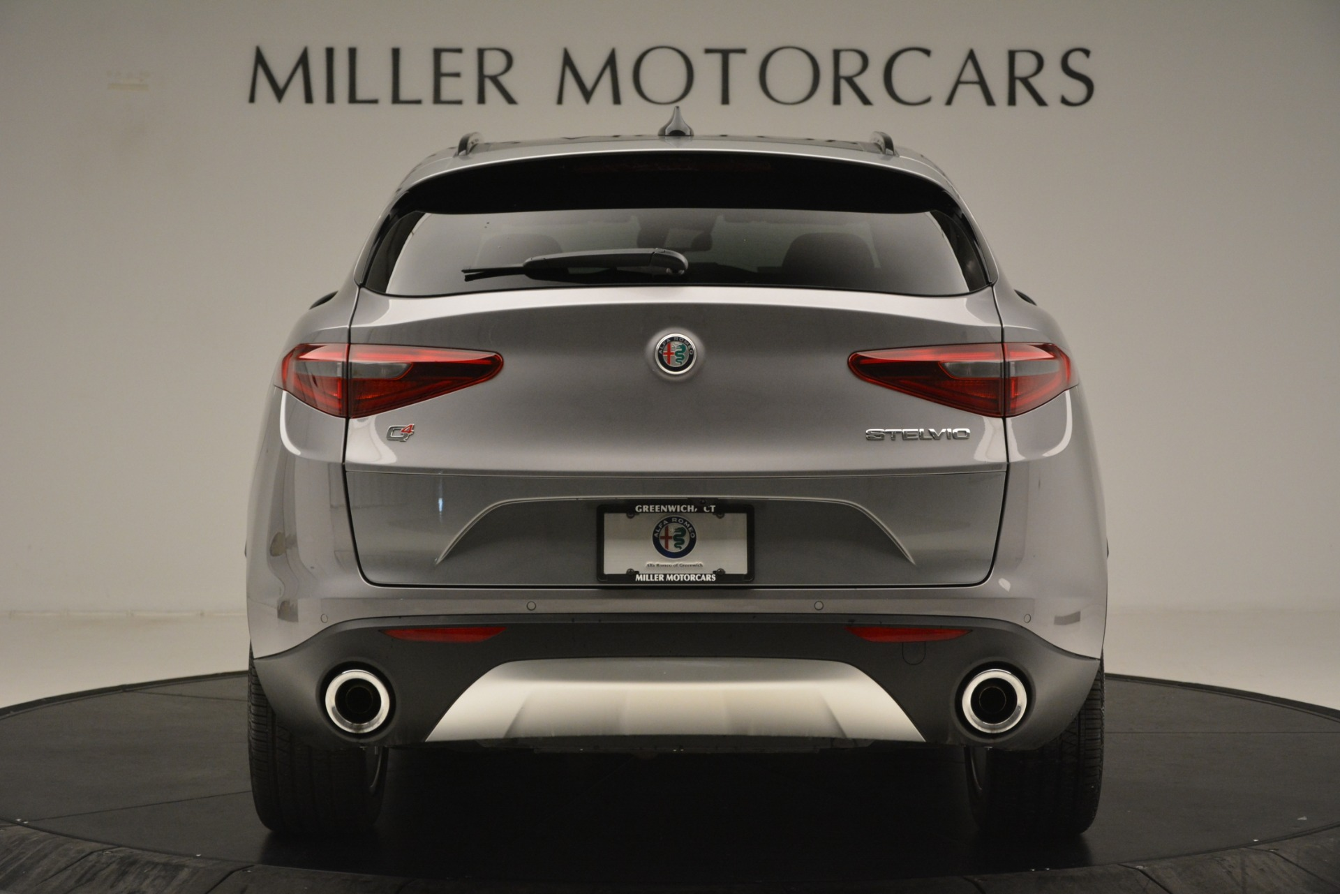 New 2019 Alfa Romeo Stelvio Ti Sport Q4 For Sale In Westport, CT 3250_p6