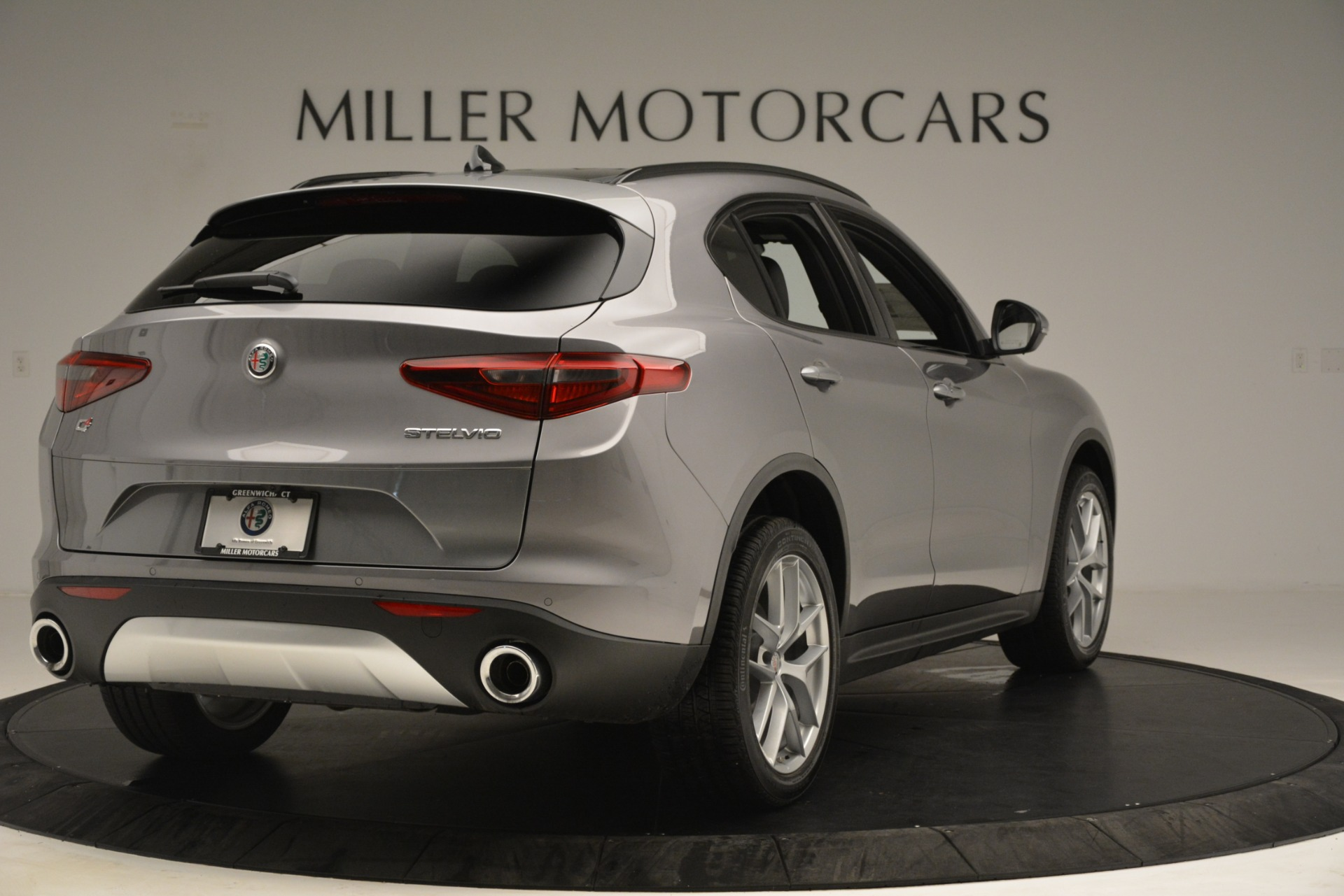 New 2019 Alfa Romeo Stelvio Ti Sport Q4 For Sale In Westport, CT 3250_p7