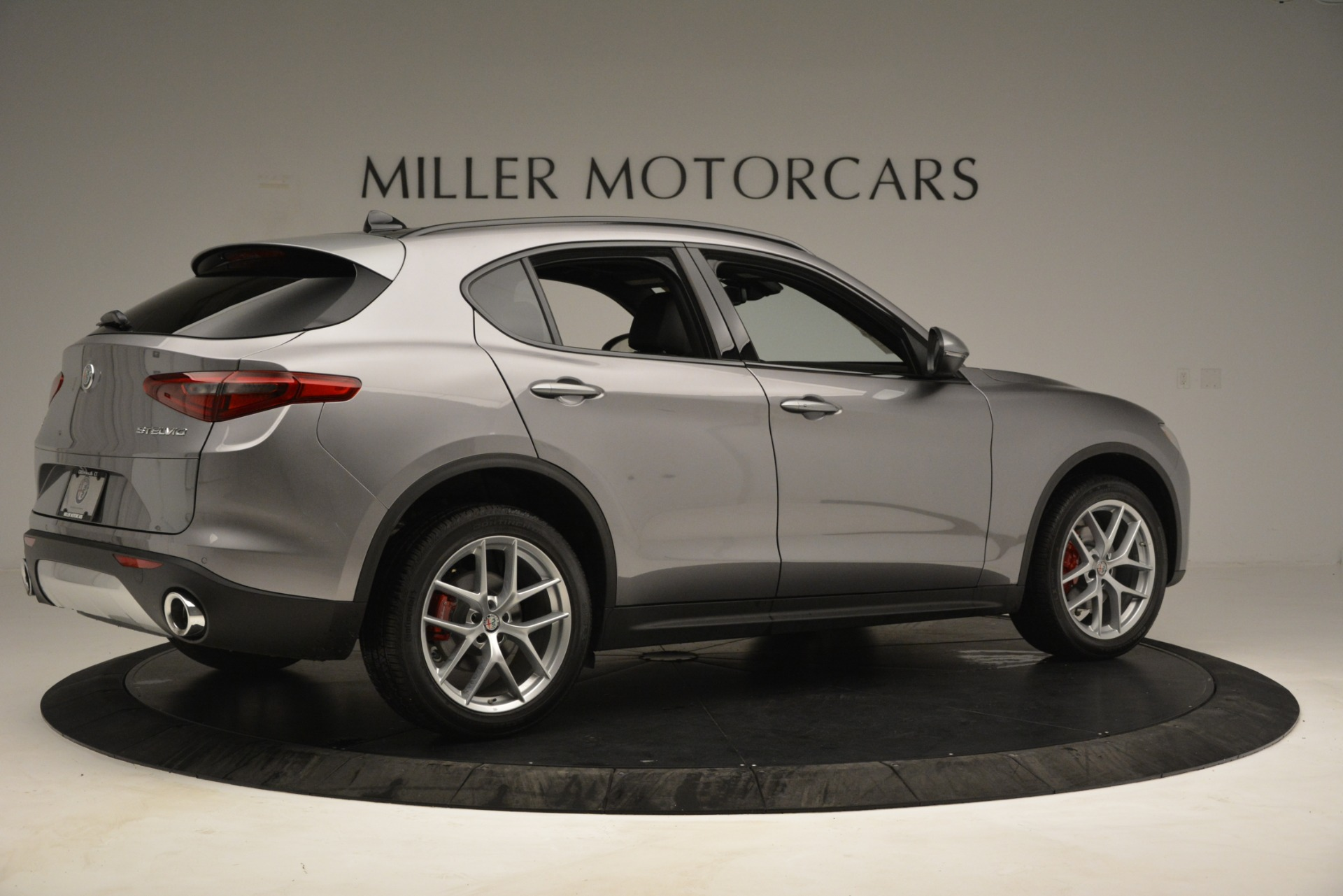 New 2019 Alfa Romeo Stelvio Ti Sport Q4 For Sale In Westport, CT 3250_p8