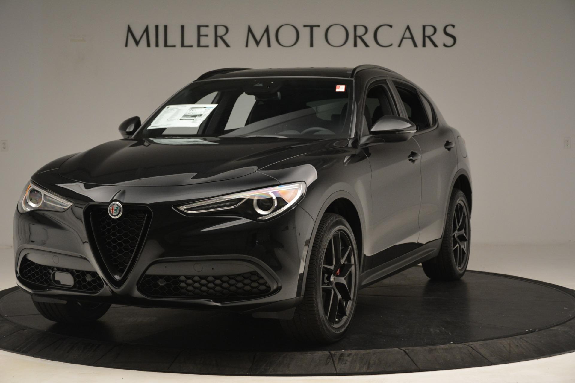 New 2019 Alfa Romeo Stelvio Ti Sport Q4 For Sale In Westport, CT 3251_main