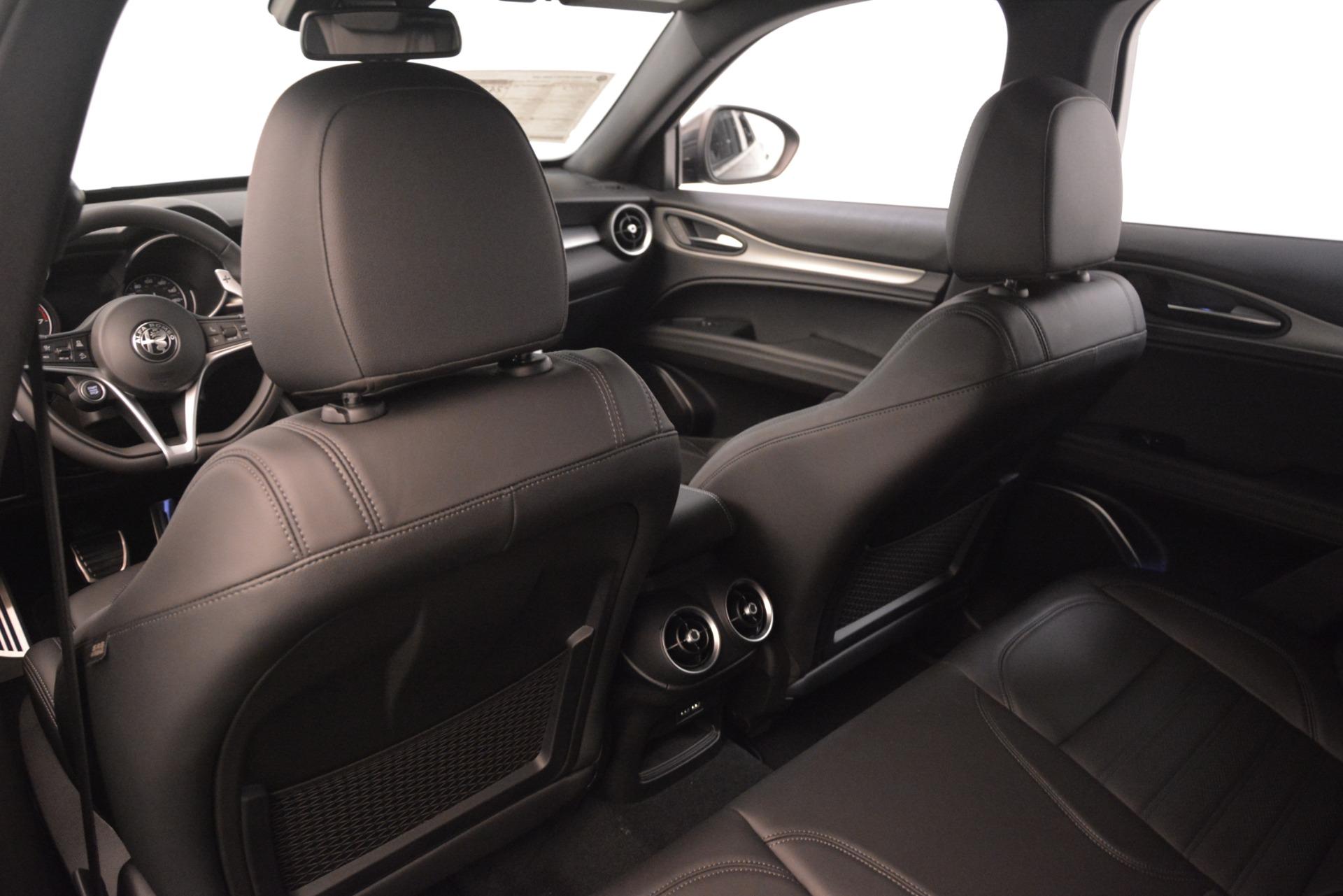 New 2019 Alfa Romeo Stelvio Ti Sport Q4 For Sale In Westport, CT 3251_p20