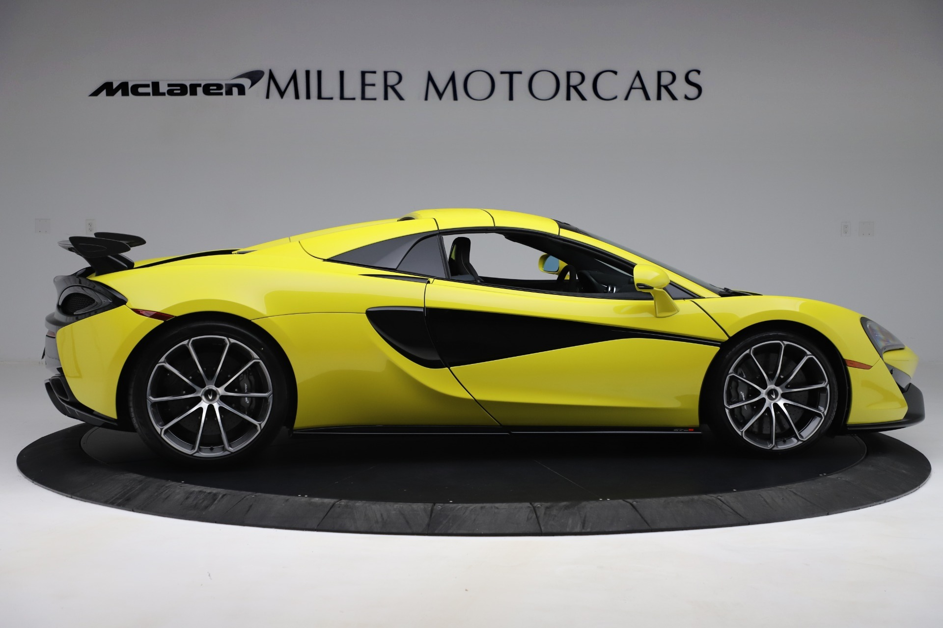 New 2019 McLaren 570S Convertible For Sale In Westport, CT 3253_p14