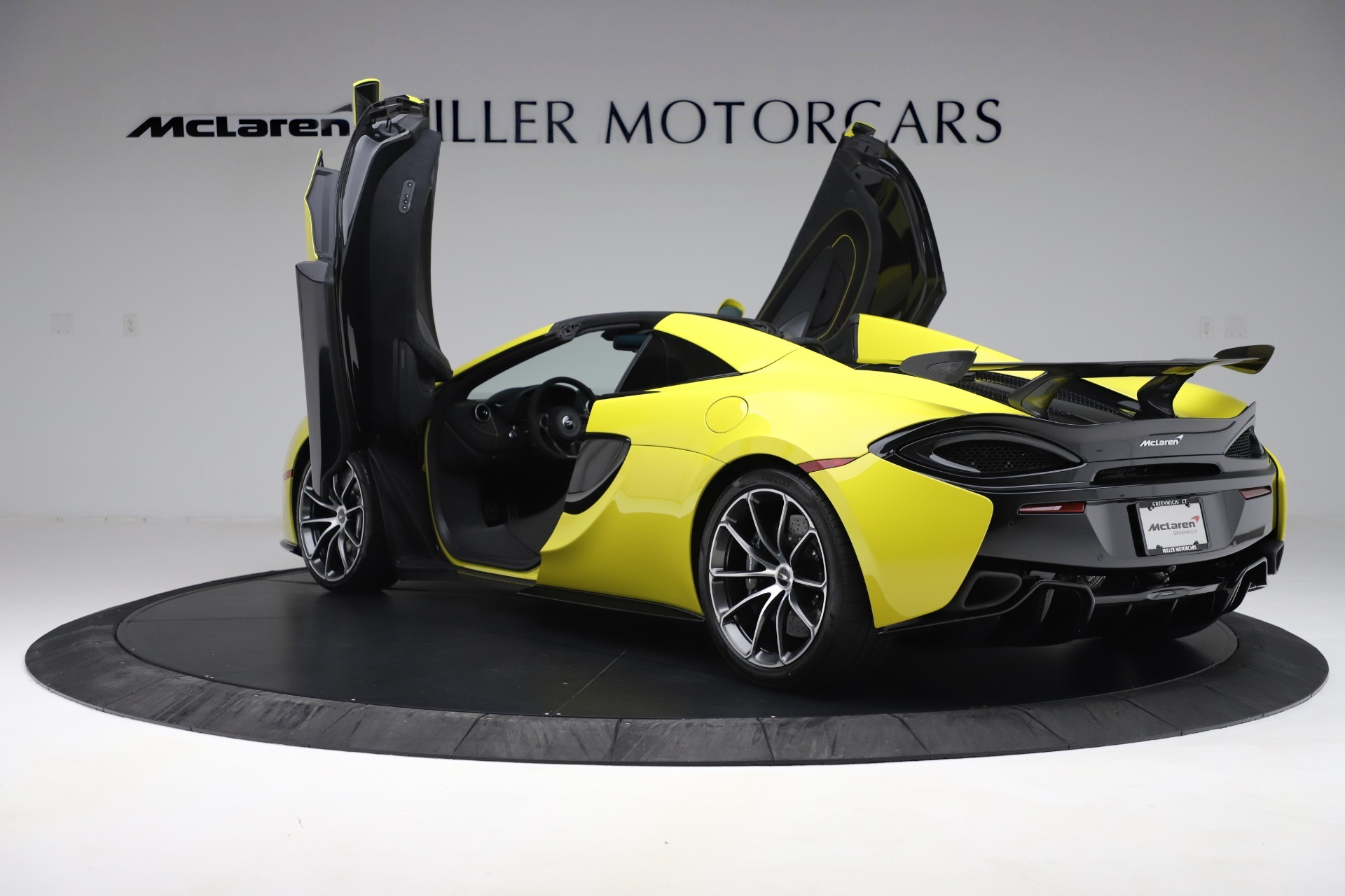 New 2019 McLaren 570S Convertible For Sale In Westport, CT 3253_p19