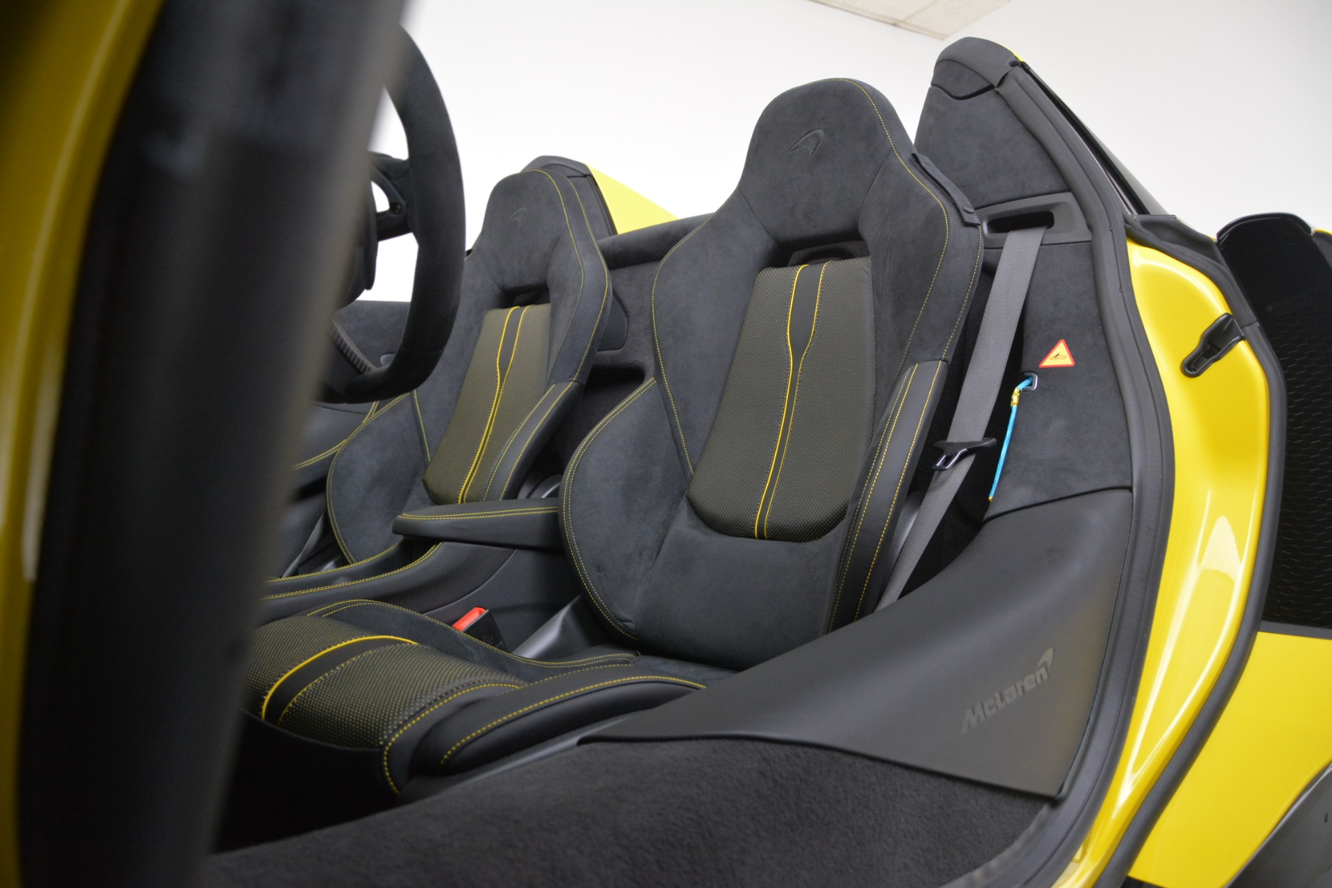 New 2019 McLaren 570S Convertible For Sale In Westport, CT 3253_p33