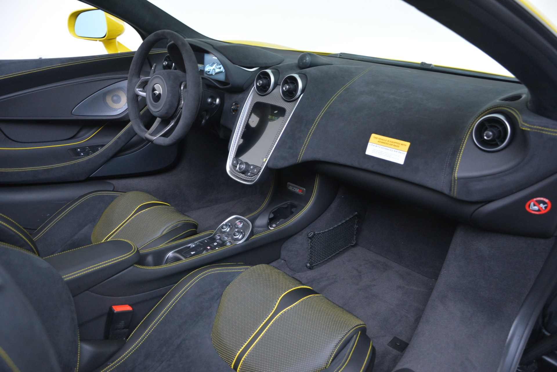 New 2019 McLaren 570S Convertible For Sale In Westport, CT 3253_p37