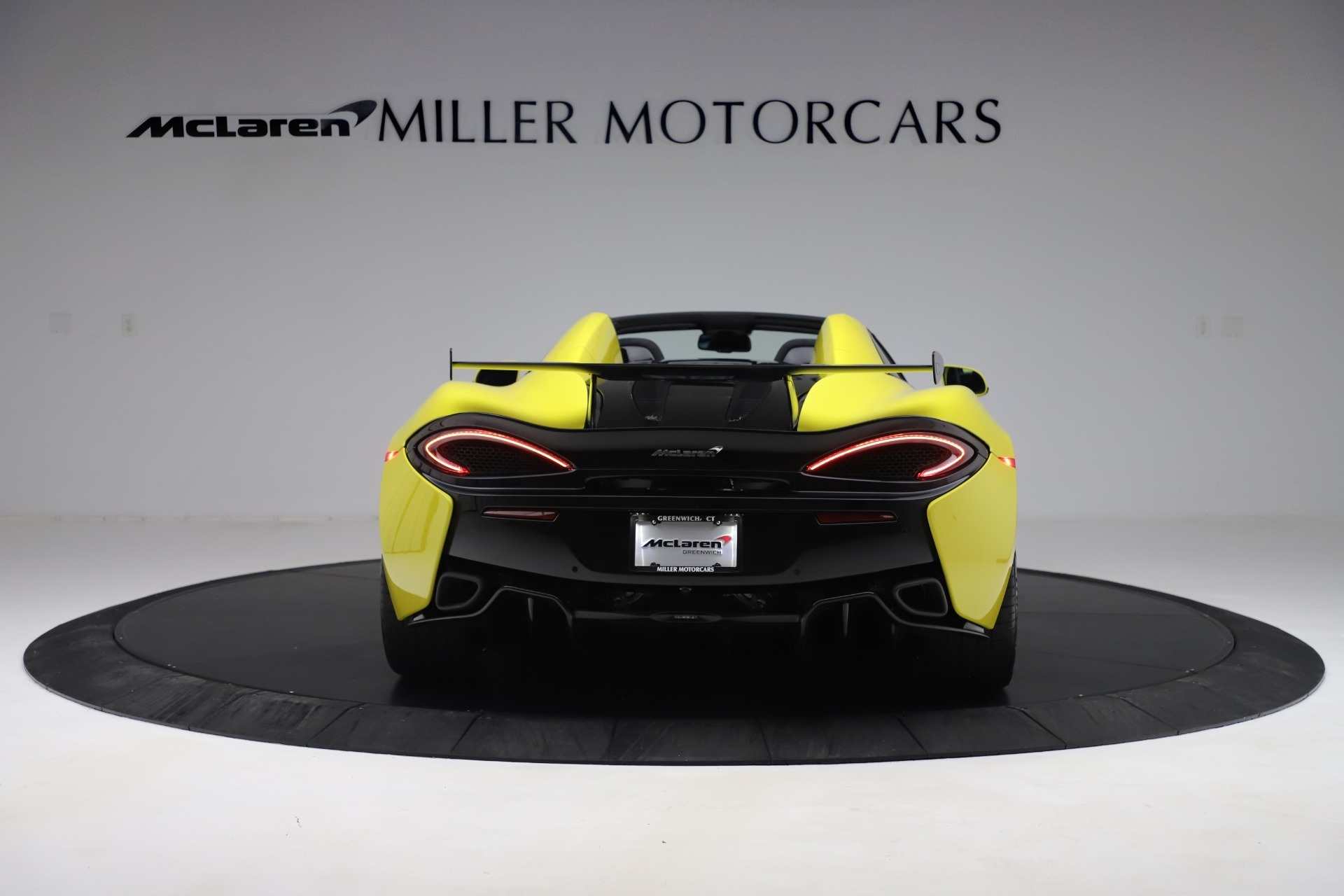 New 2019 McLaren 570S Convertible For Sale In Westport, CT 3253_p4