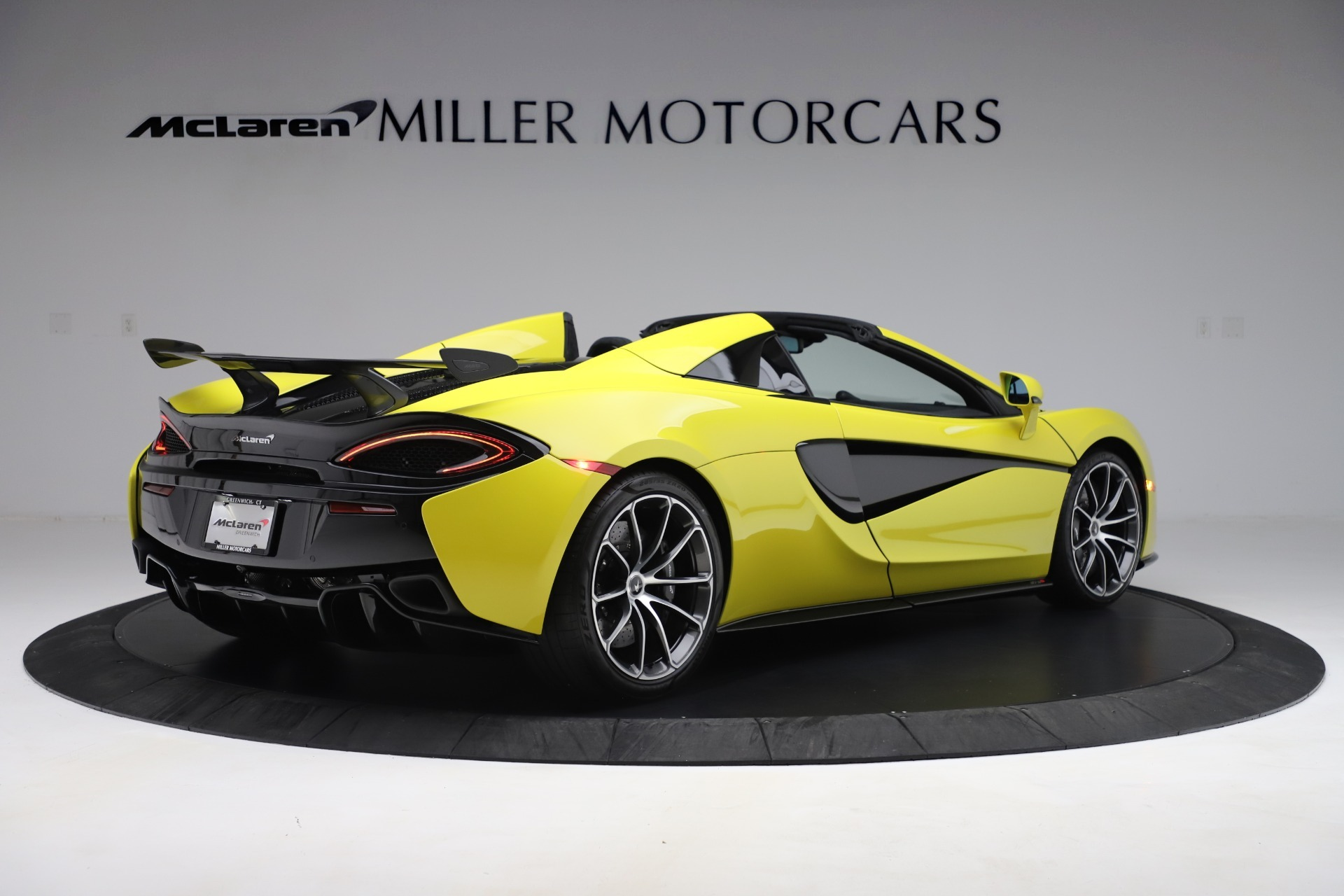 New 2019 McLaren 570S Convertible For Sale In Westport, CT 3253_p5