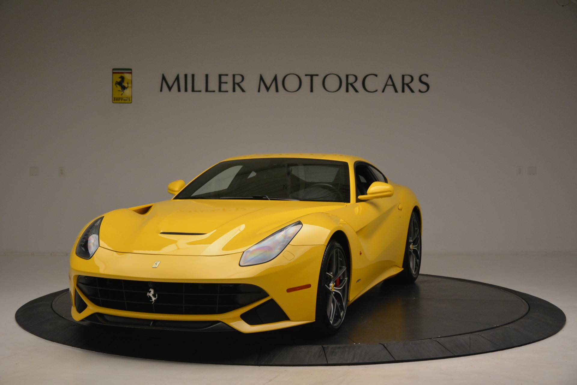 Used 2015 Ferrari F12 Berlinetta  For Sale In Westport, CT