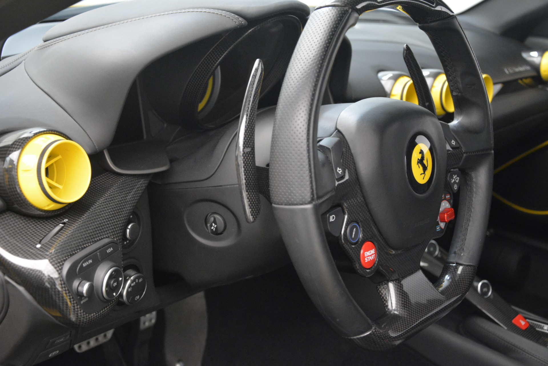 Used 2015 Ferrari F12 Berlinetta  For Sale In Westport, CT 3254_p20