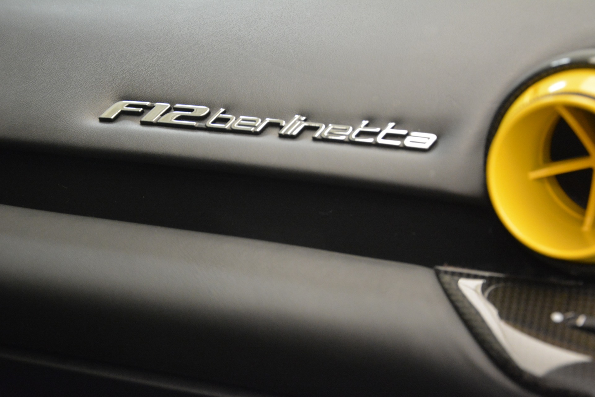 Used 2015 Ferrari F12 Berlinetta  For Sale In Westport, CT 3254_p24