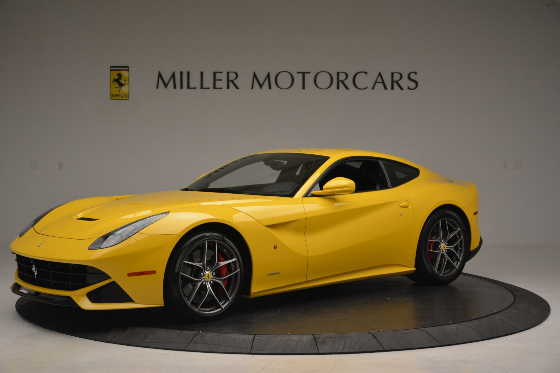 Used 2015 Ferrari F12 Berlinetta  For Sale In Westport, CT 3254_p2