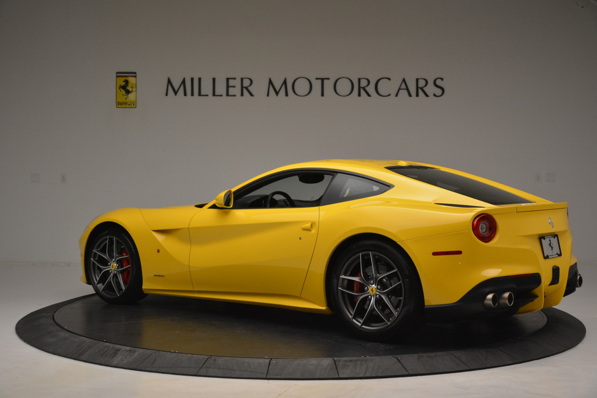 Used 2015 Ferrari F12 Berlinetta  For Sale In Westport, CT 3254_p4